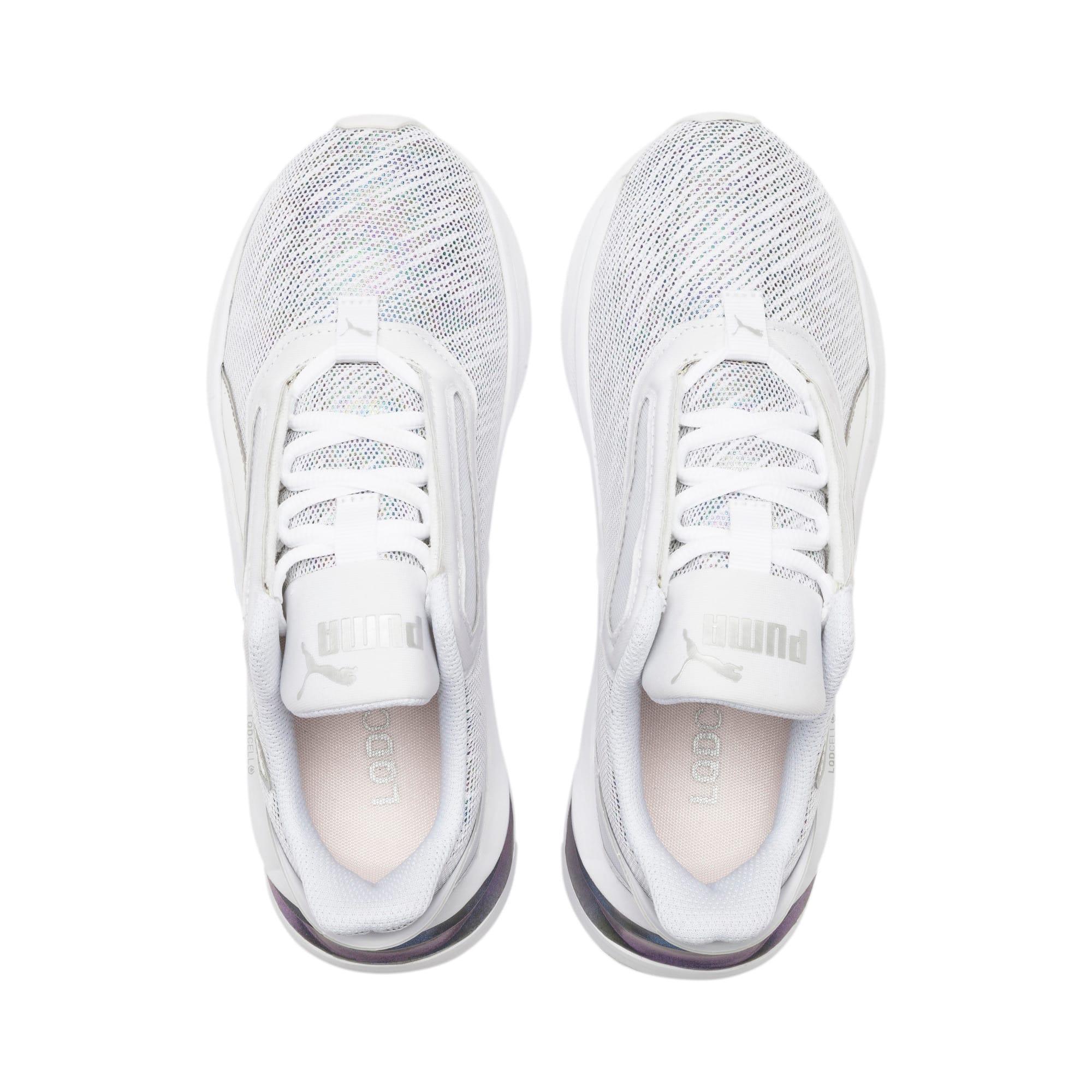 Thumbnail 6 of LQDCELL Shatter XT Luster Damen Sneaker, Puma White-Puma White, medium