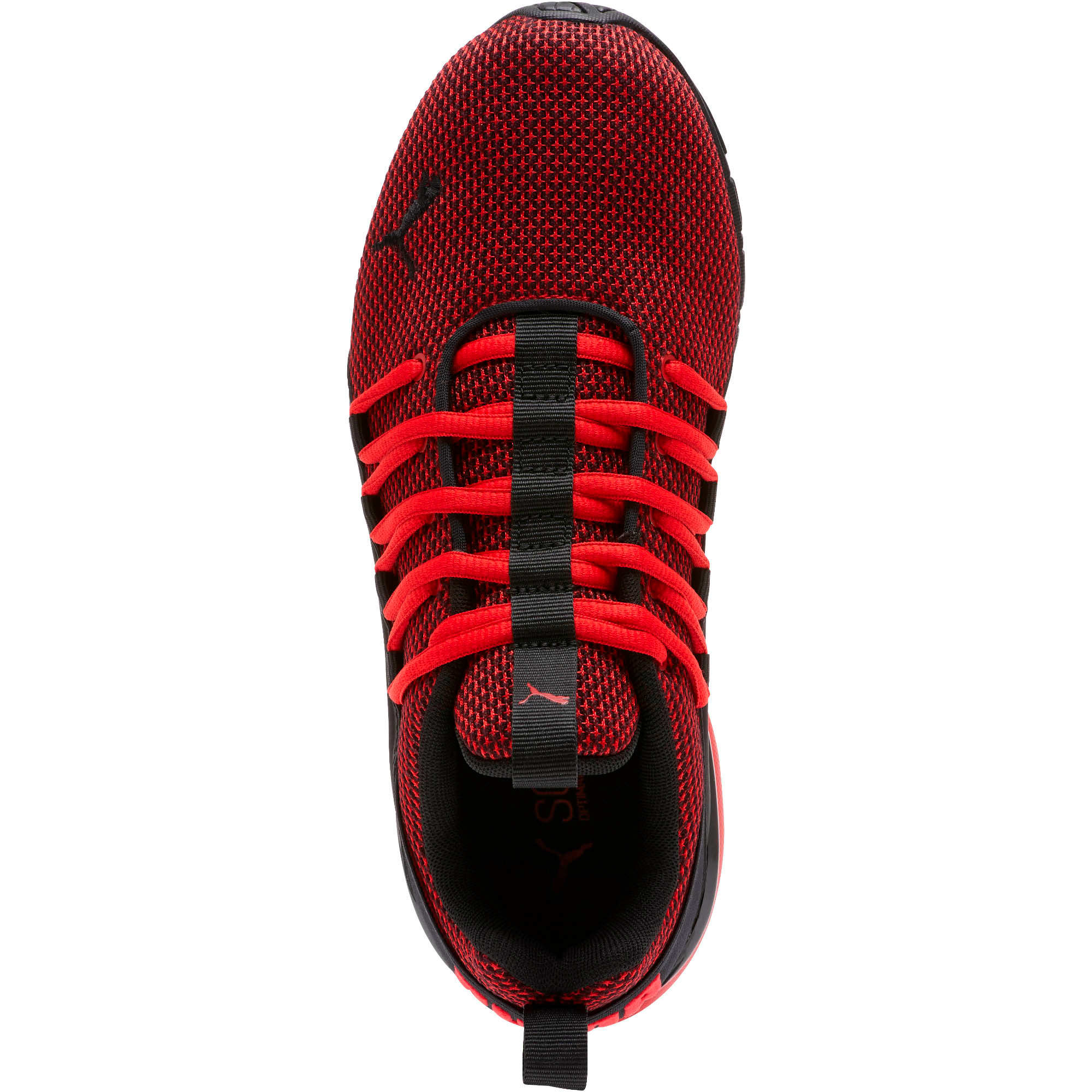Thumbnail 5 of Axelion NM Training Shoes JR, High Risk Red-Puma Black, medium