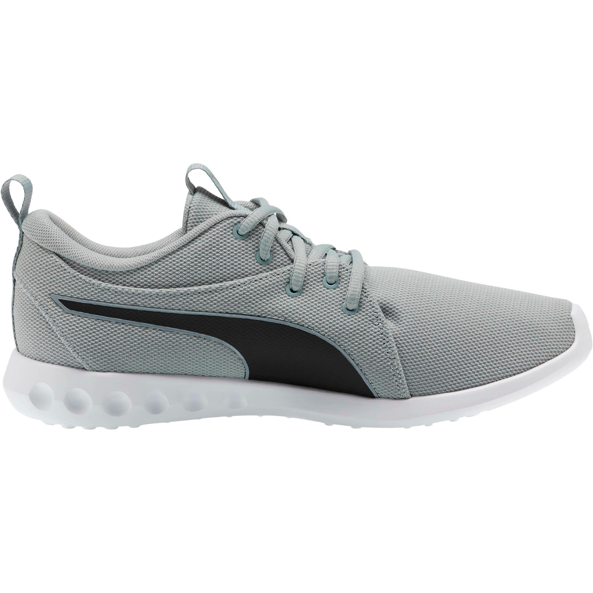 Thumbnail 4 of Carson 2 Cosmo Men's Running Shoes, Quarry-Puma Black, medium