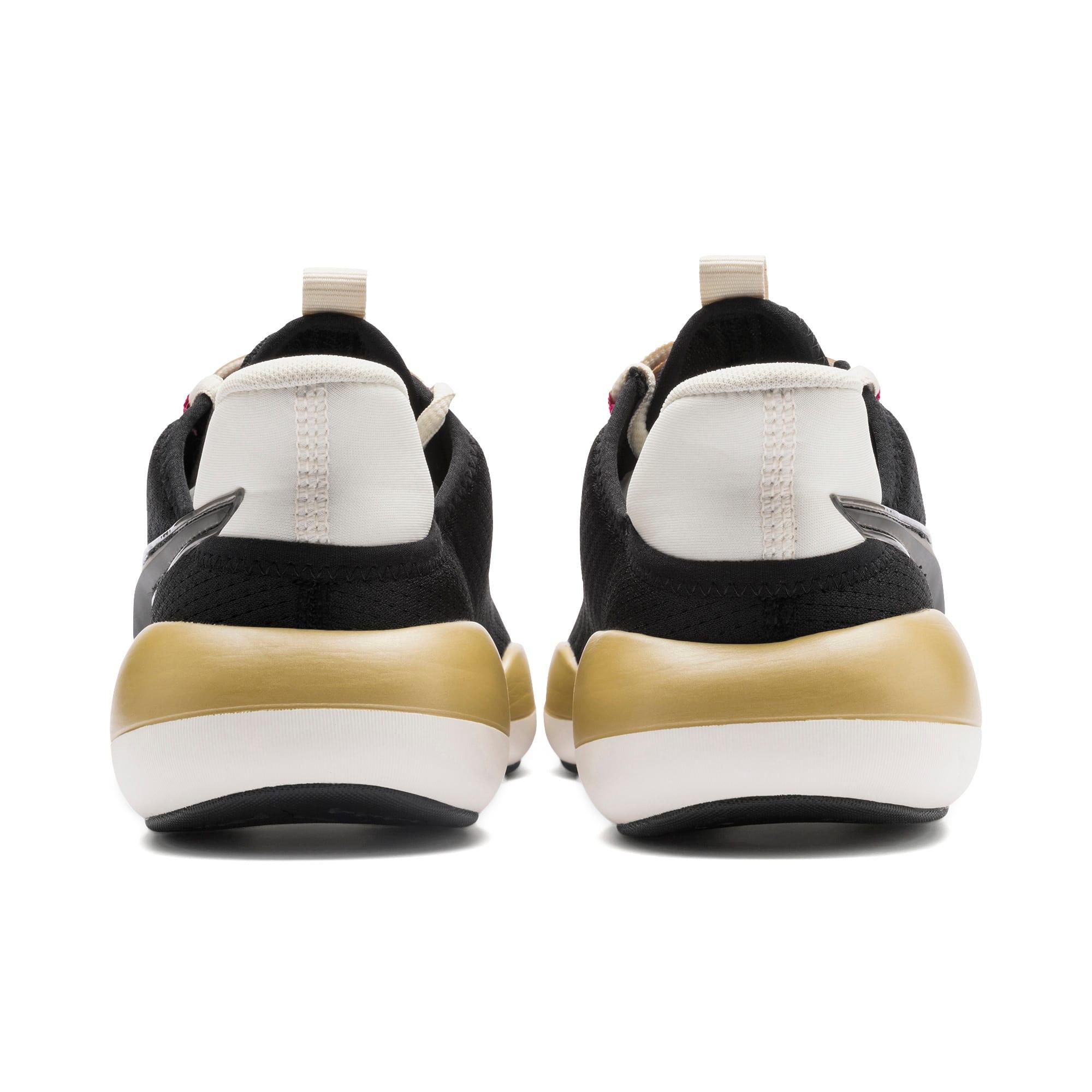 Thumbnail 3 of Mode XT Sweet Damen Sneaker, Black- White-Purple, medium