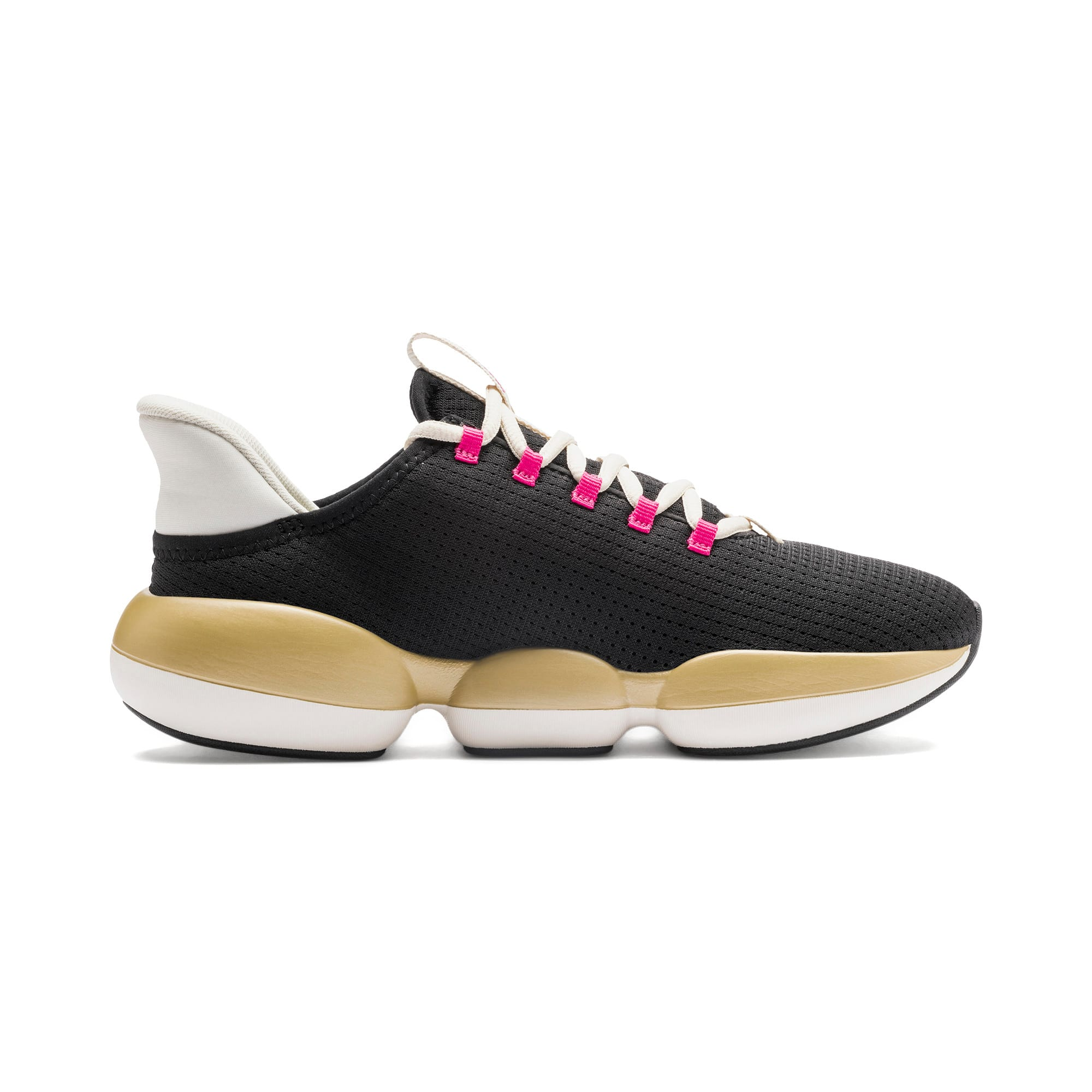 Thumbnail 5 of Mode XT Sweet Damen Sneaker, Black- White-Purple, medium