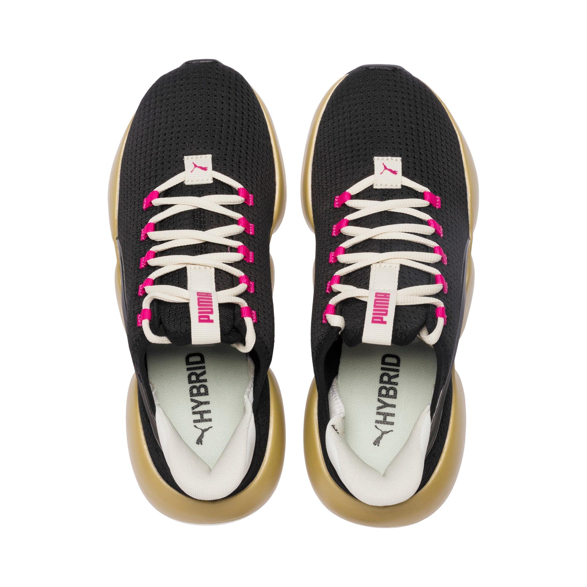 Thumbnail 6 of Mode XT Sweet Damen Sneaker, Black- White-Purple, medium