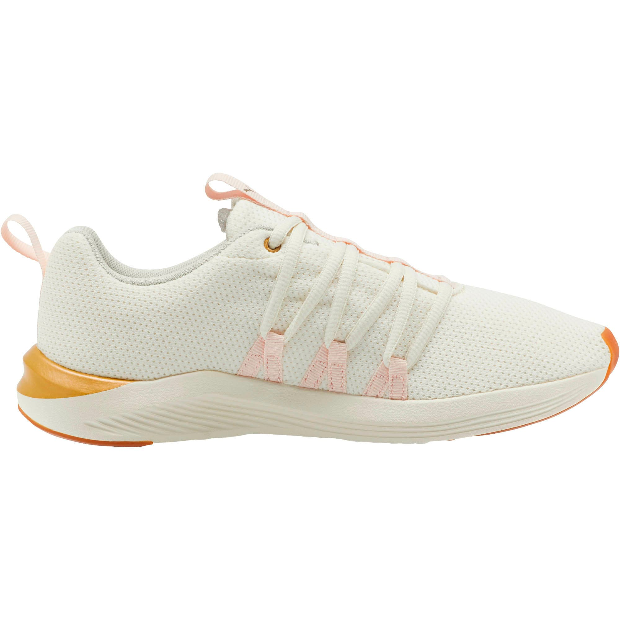Zapatos de entrenamiento Prowl Alt Sweet para mujer, Whisper White-Barely Pink, grande