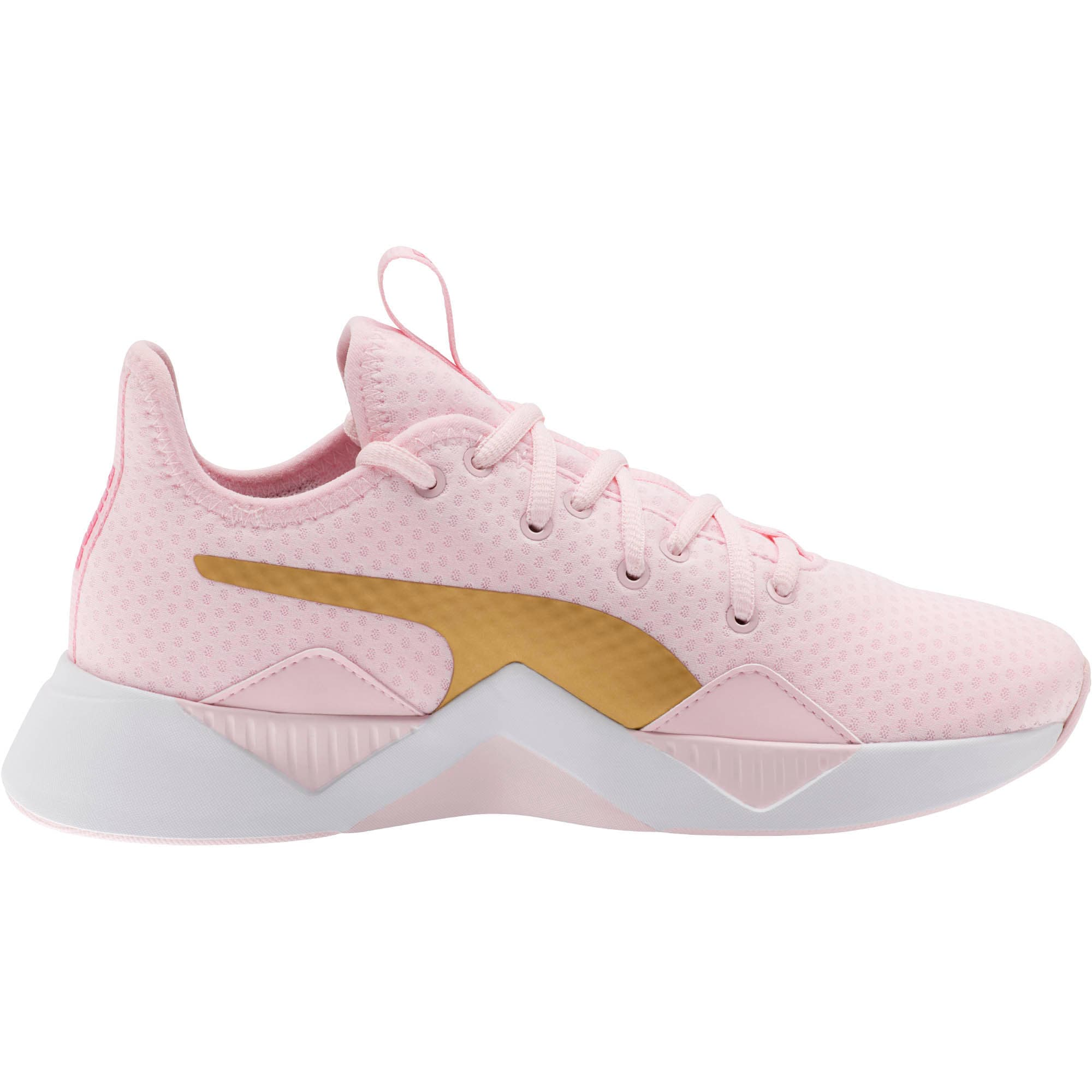 Thumbnail 4 of Incite Sweet Women's Training Shoes, Barely Pink-Gold- Purple, medium