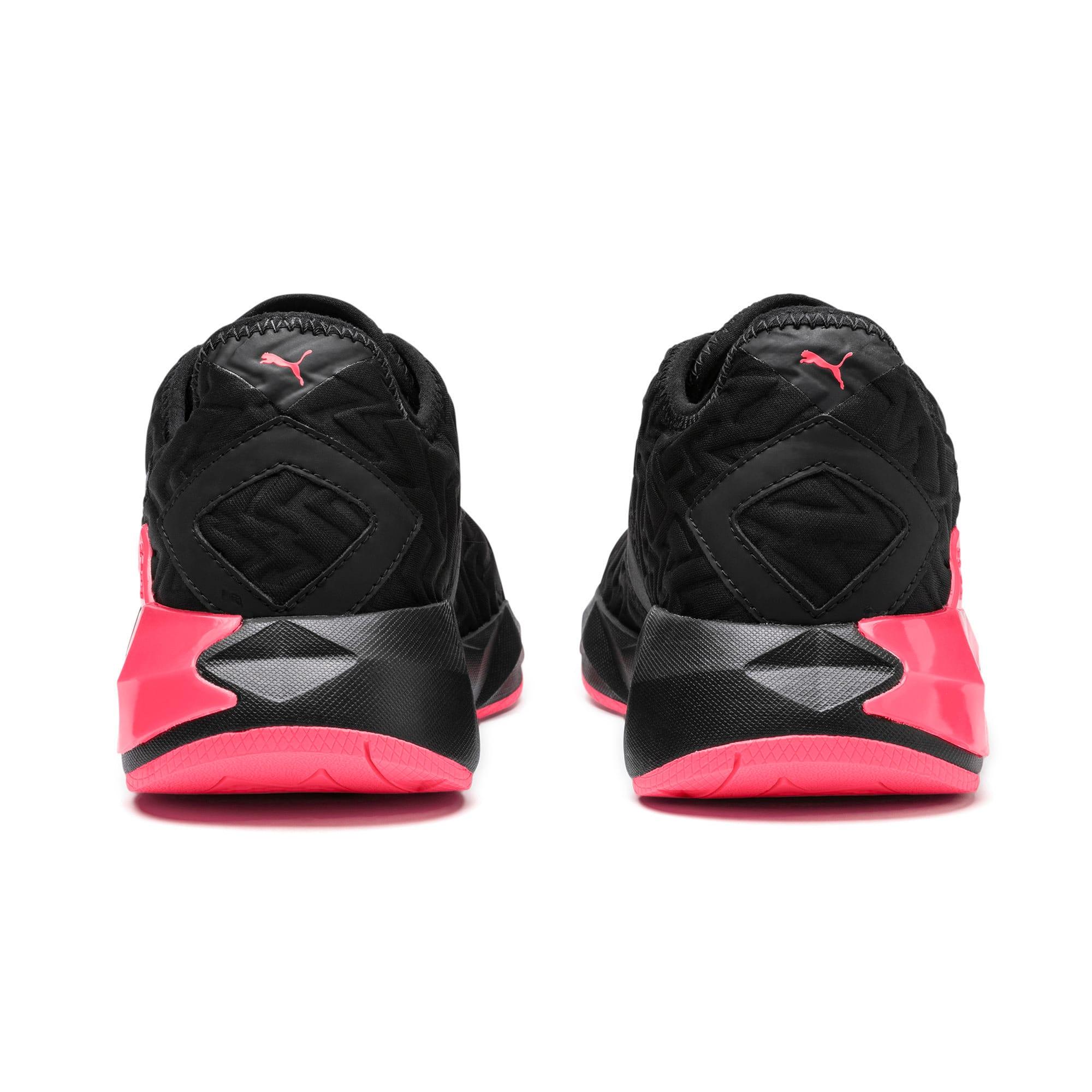 Thumbnail 3 of CELL Plasmic Fluorescent Women's Training Shoes, Puma Black-Pink Alert, medium
