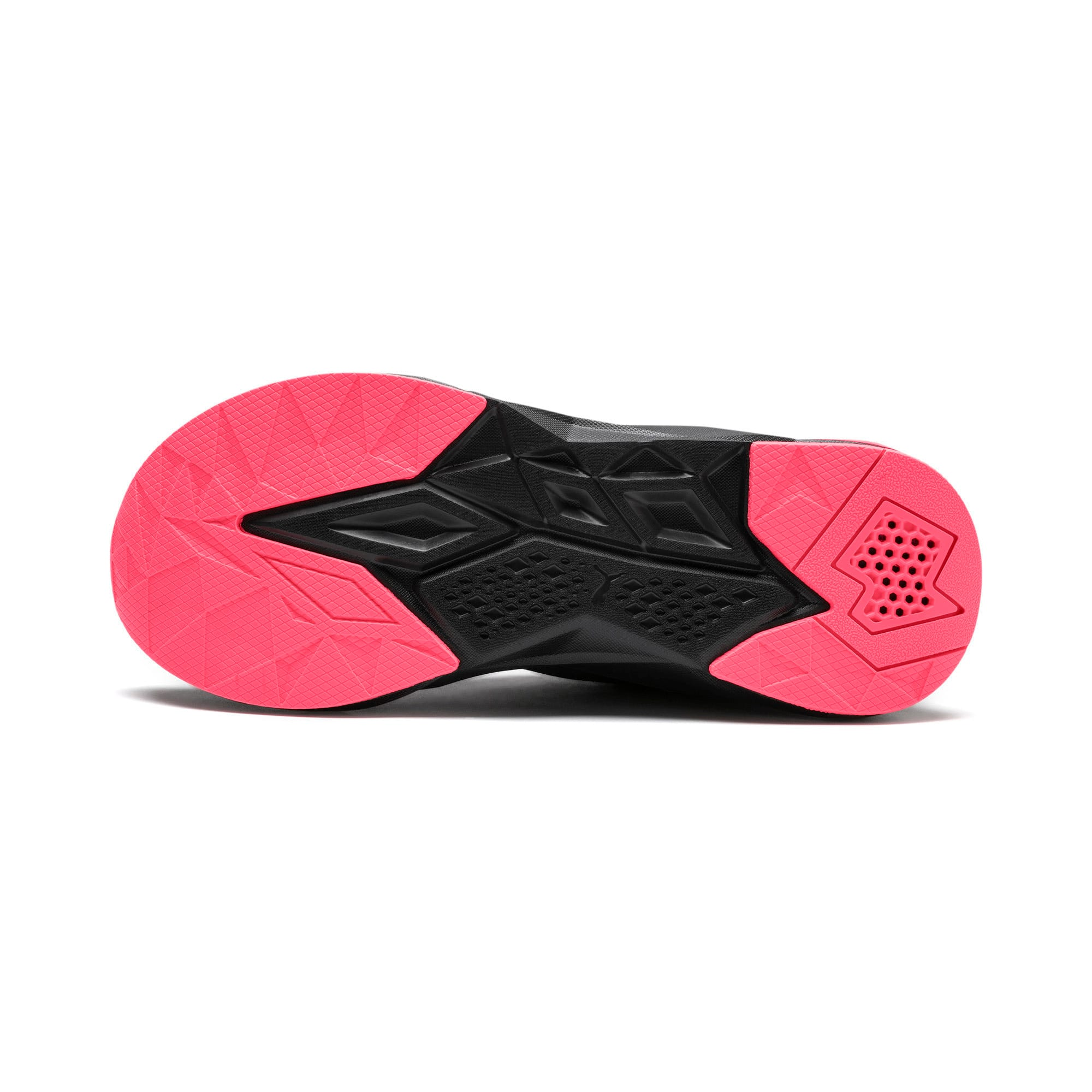 Thumbnail 4 of CELL Plasmic Fluorescent Women's Training Shoes, Puma Black-Pink Alert, medium