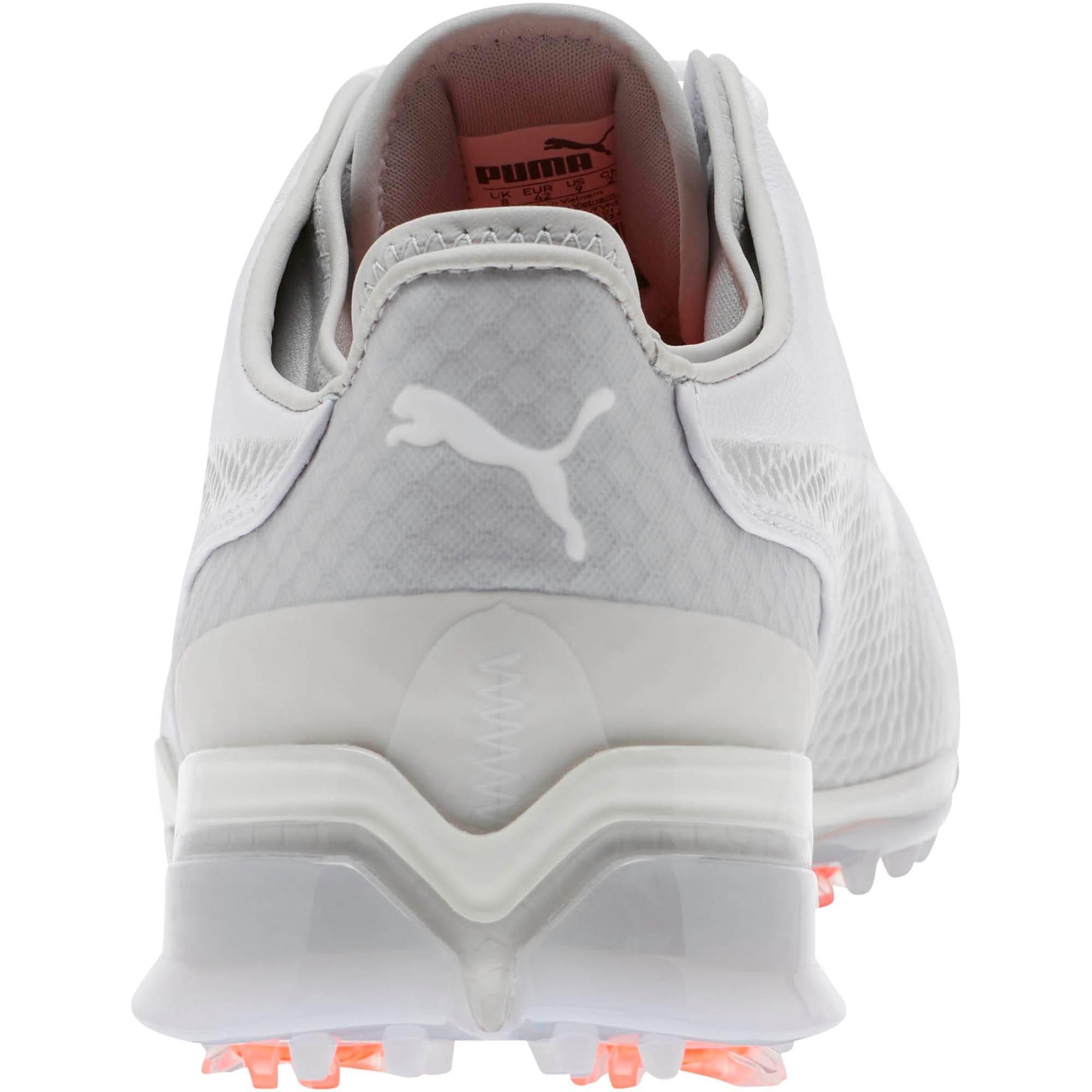 Thumbnail 3 of IGNITE PROADAPT Men's Golf Shoes, White-Gray Violet, medium
