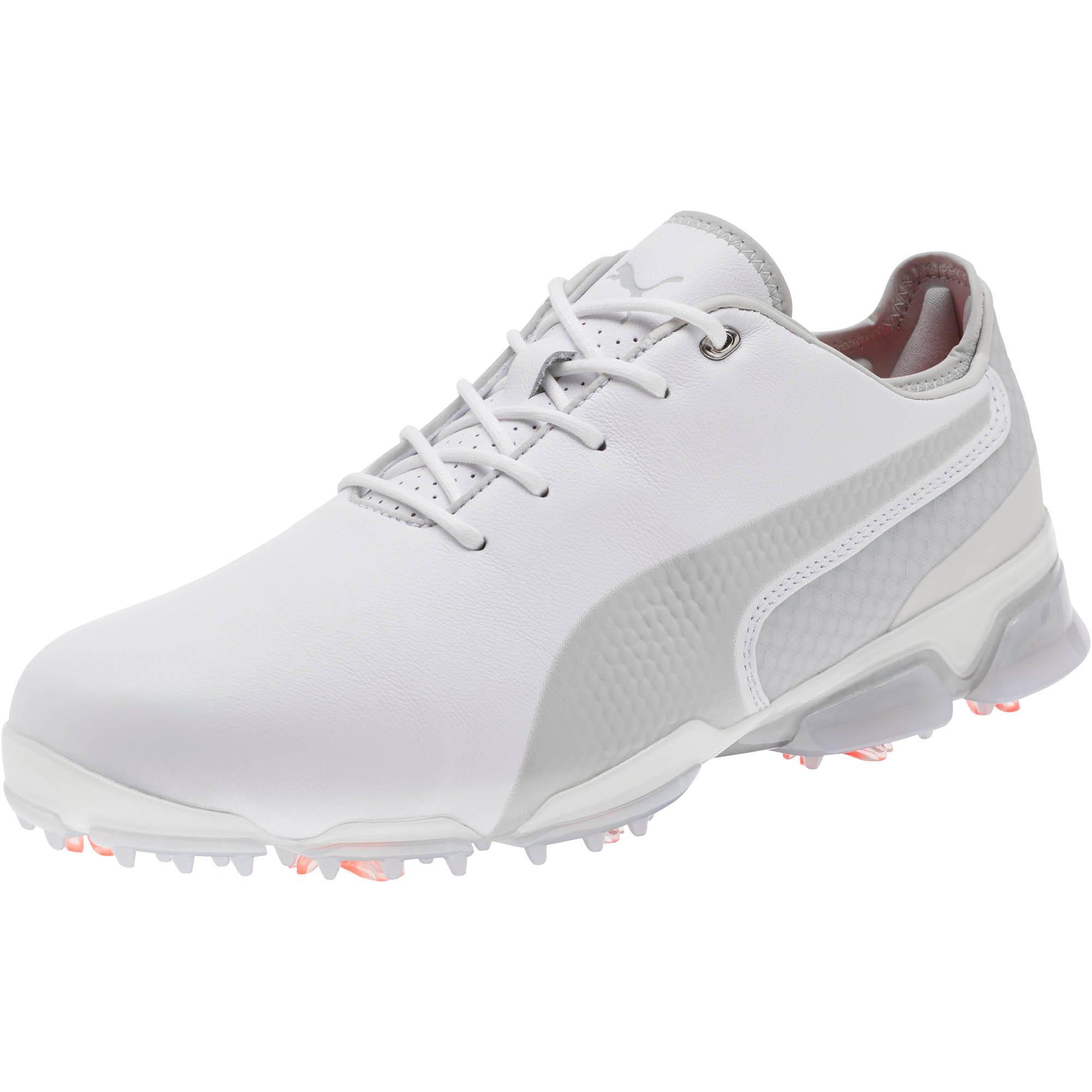 Thumbnail 1 of IGNITE PROADAPT Men's Golf Shoes, White-Gray Violet, medium