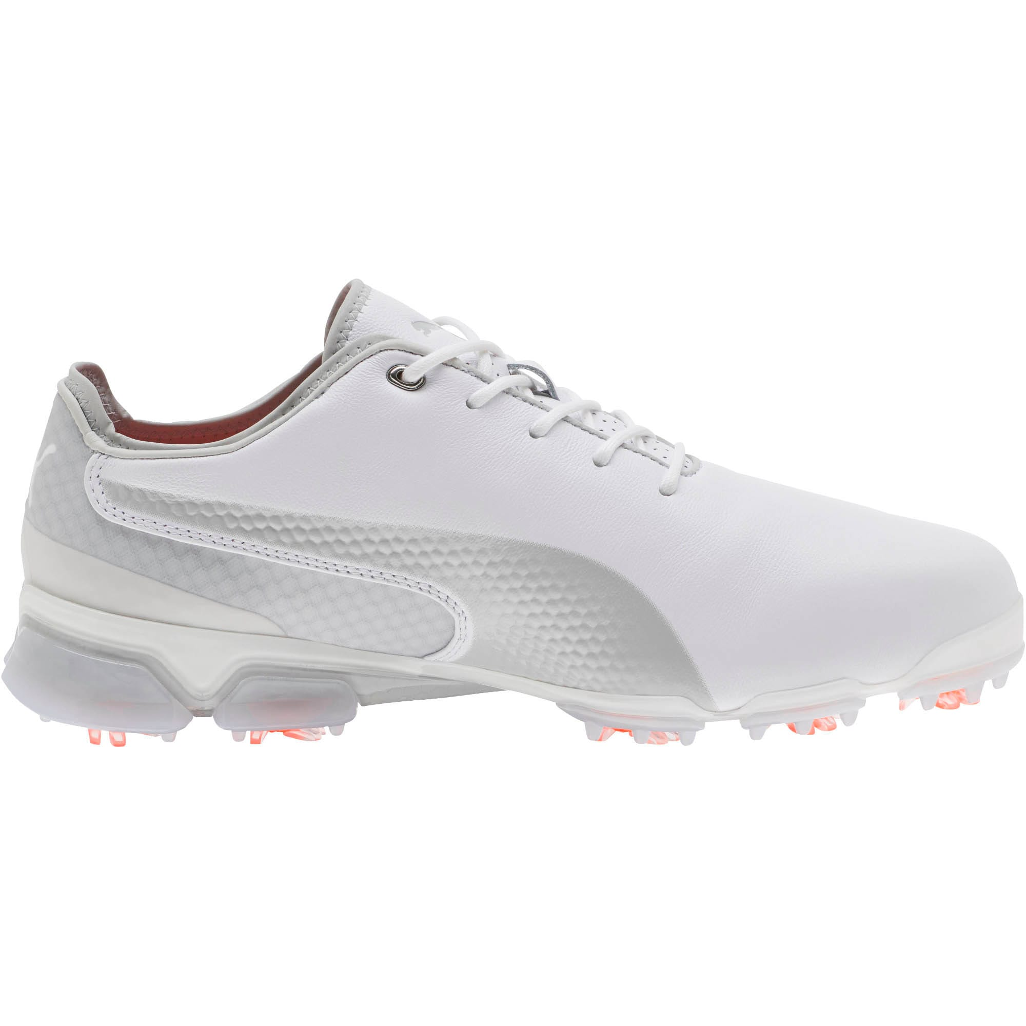 Thumbnail 4 of IGNITE PROADAPT Men's Golf Shoes, White-Gray Violet, medium