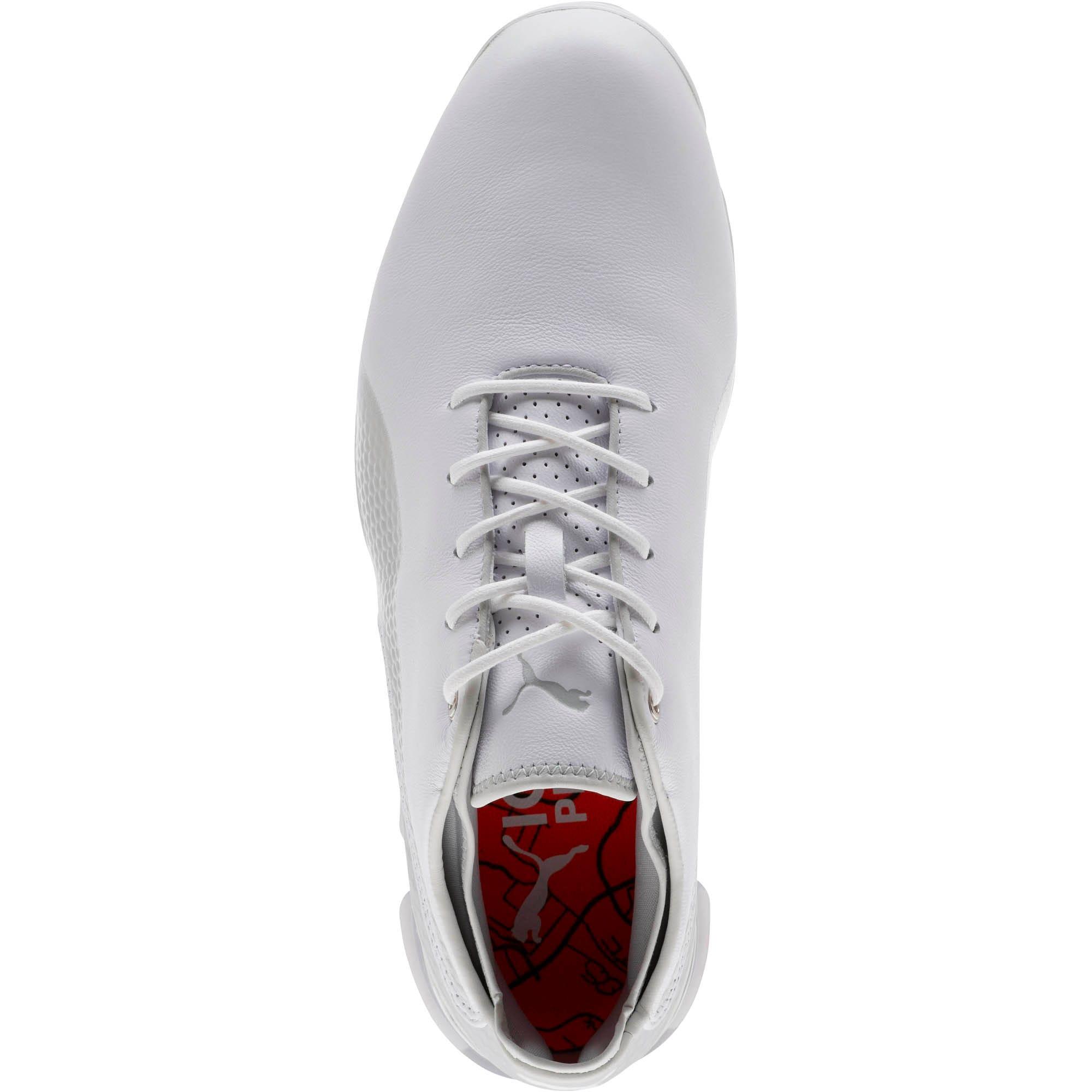 Thumbnail 5 of IGNITE PROADAPT Men's Golf Shoes, White-Gray Violet, medium