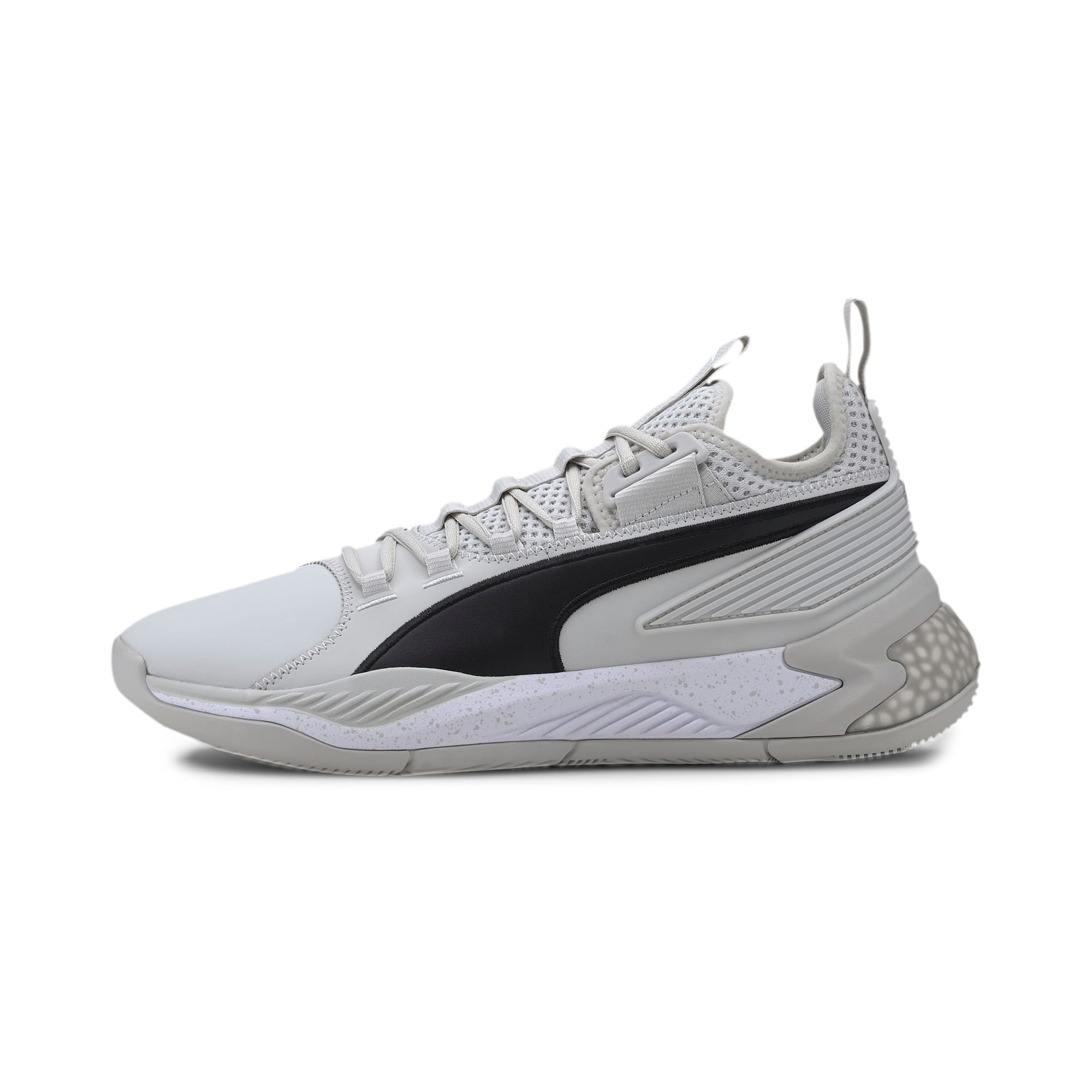 Anteprima 1 di Uproar Core Men's Basketball Shoes, Glacier Gray, medio