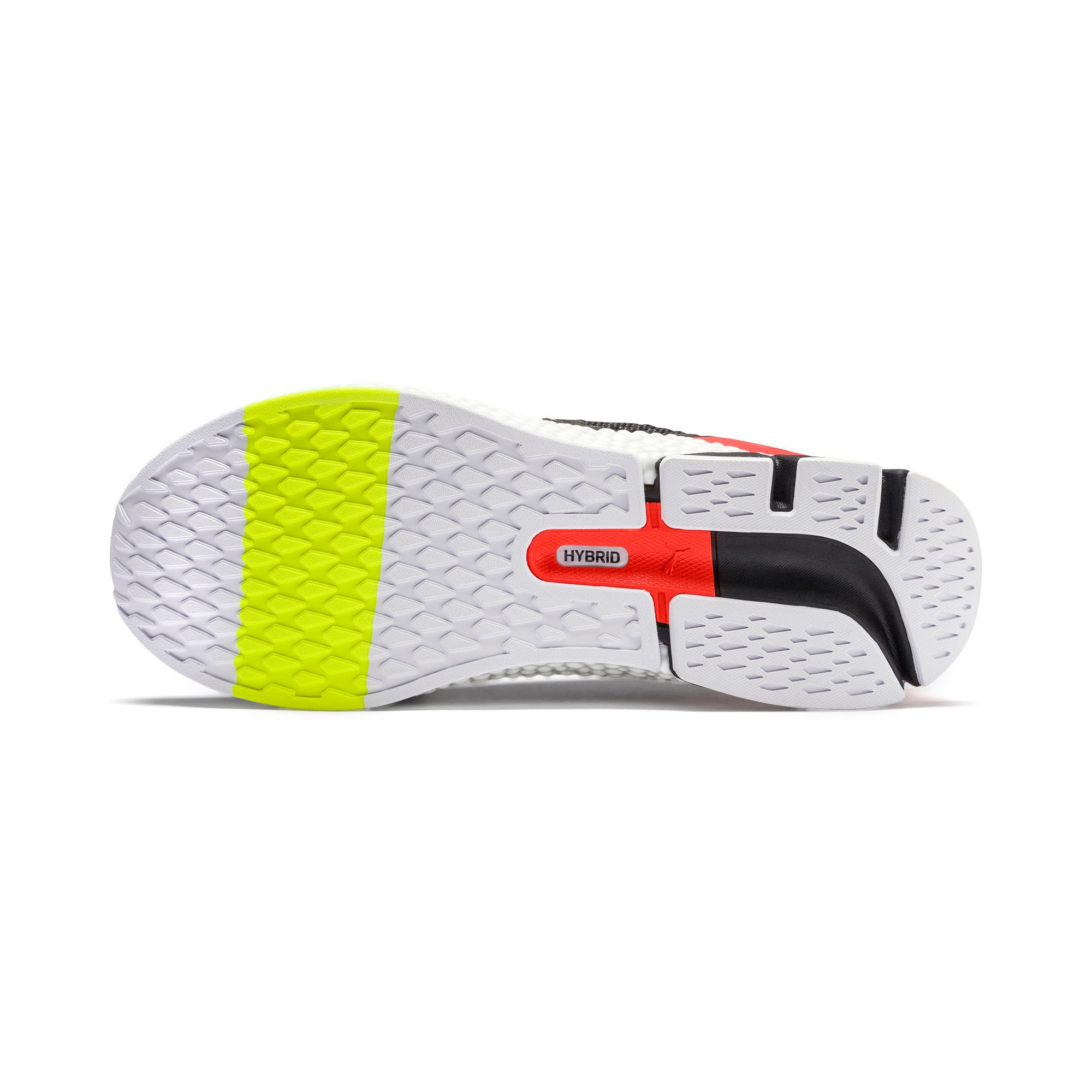 Thumbnail 5 of HYBRID NETFIT Astro Men's Running Shoes, CASTLEROCK-Puma Blck-Ngy Red, medium