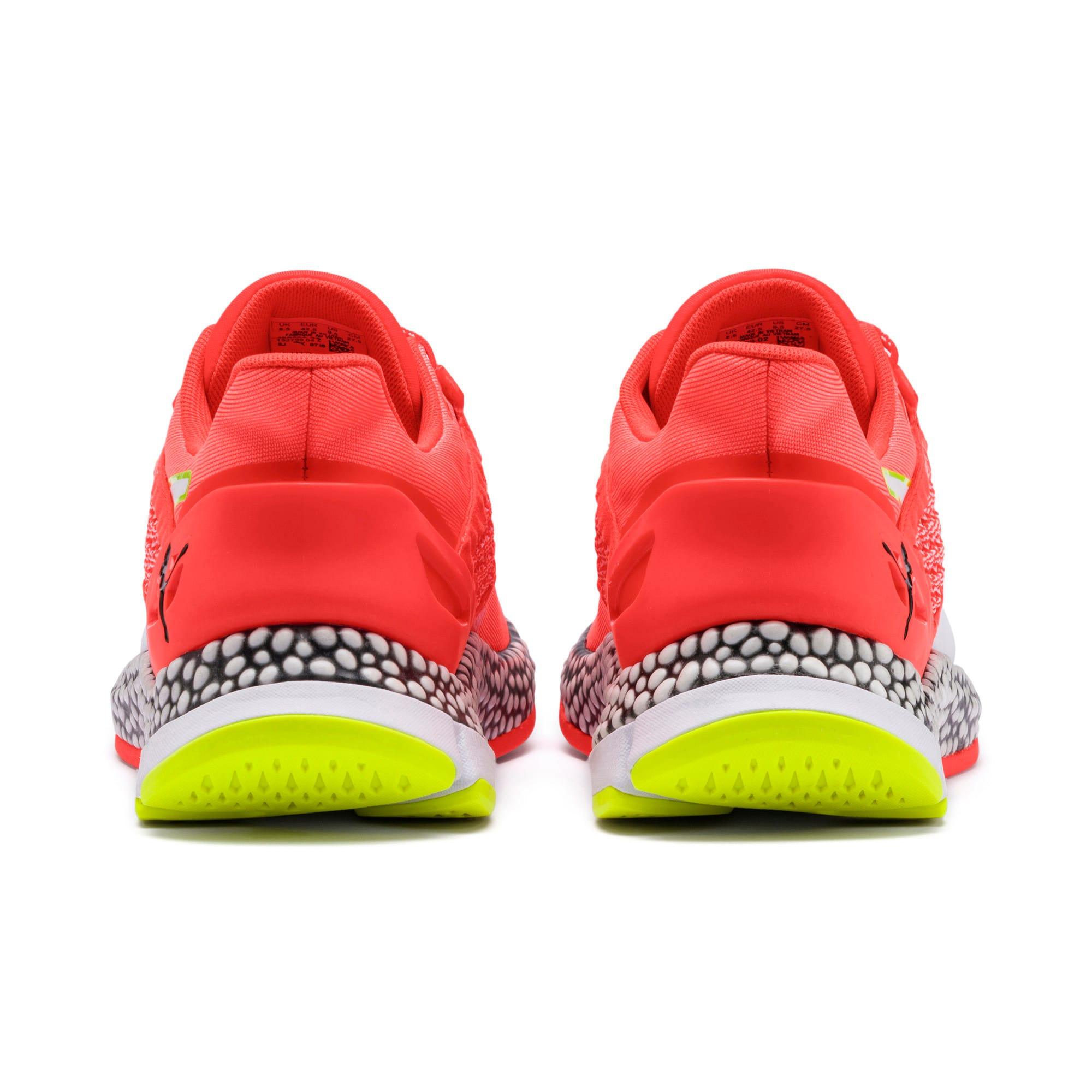Thumbnail 4 of HYBRID Astro Men's Running Shoes, Nrgy Red-Puma Black, medium