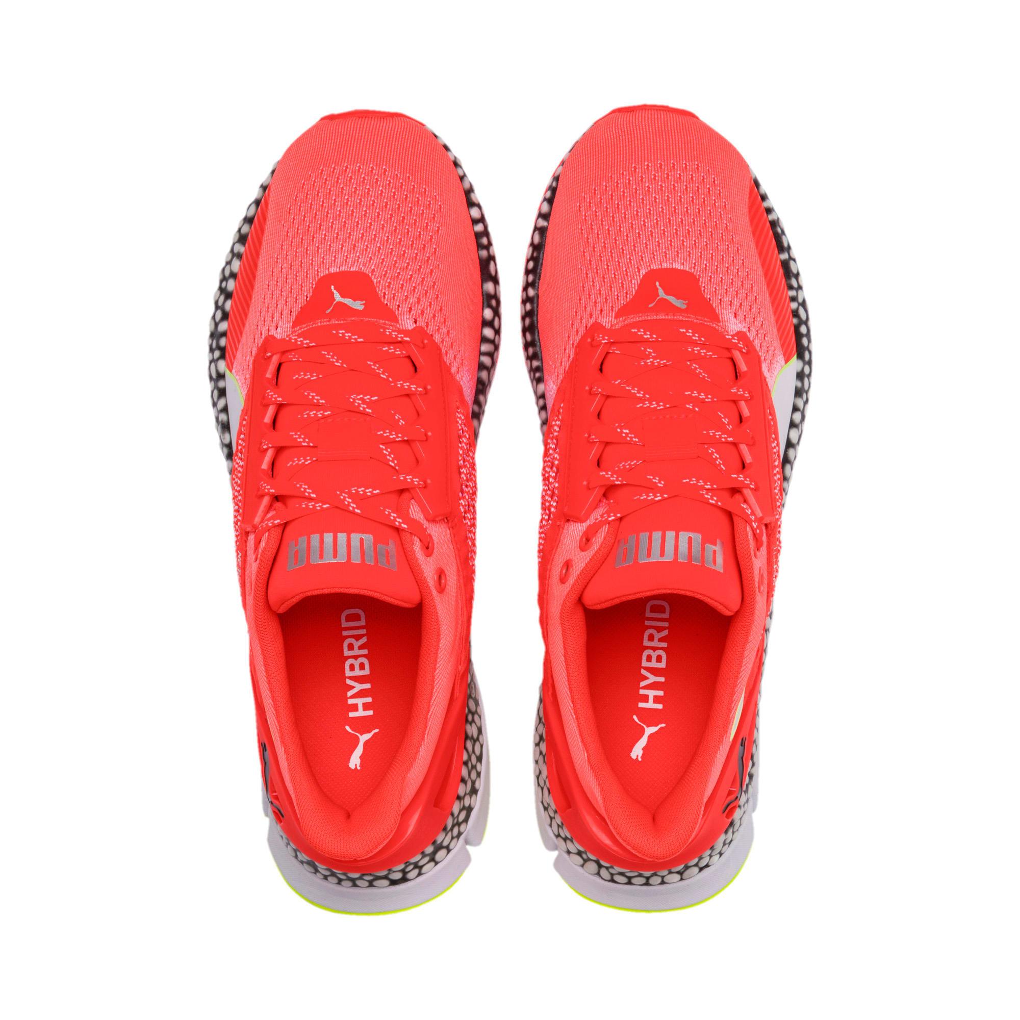 Thumbnail 8 of HYBRID Astro Men's Running Shoes, Nrgy Red-Puma Black, medium