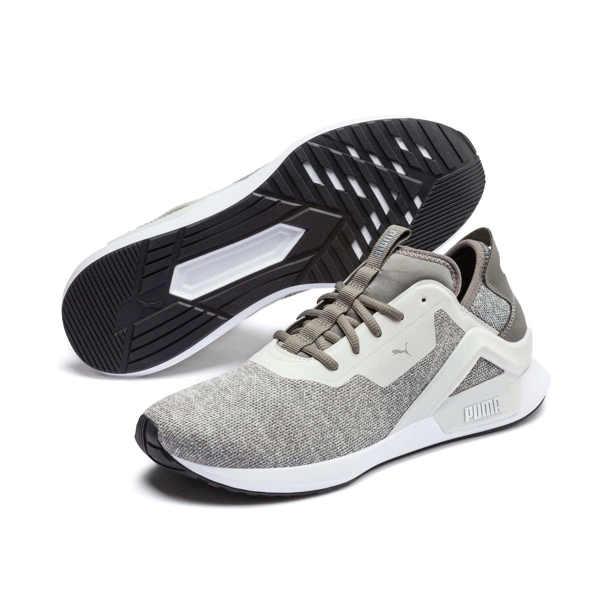 Miniatura 3 de Zapatos de entrenamiento Rogue X Knit para hombre, CASTLEROCK-Glacier Gray, mediano