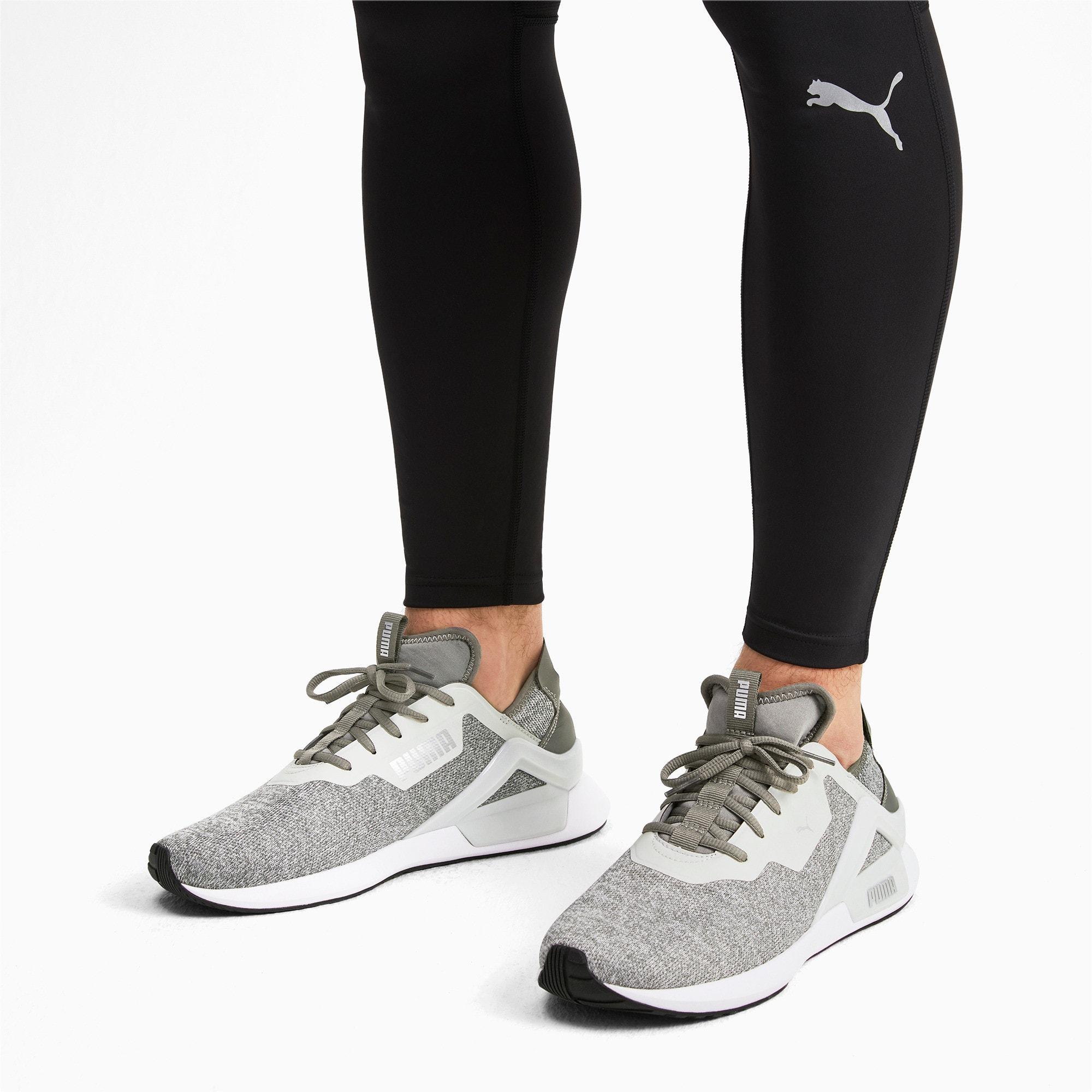 Miniatura 2 de Zapatos de entrenamiento Rogue X Knit para hombre, CASTLEROCK-Glacier Gray, mediano