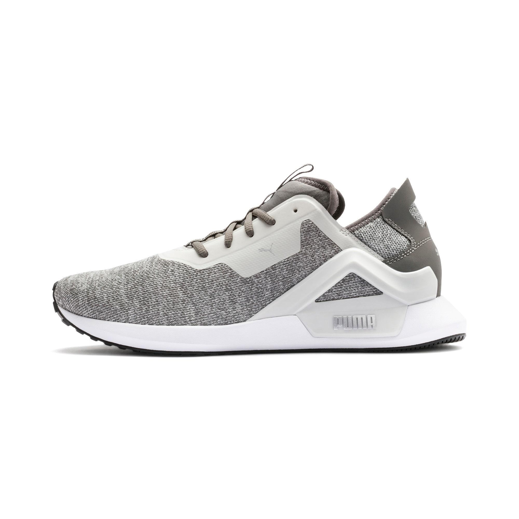 Miniatura 1 de Zapatos de entrenamiento Rogue X Knit para hombre, CASTLEROCK-Glacier Gray, mediano