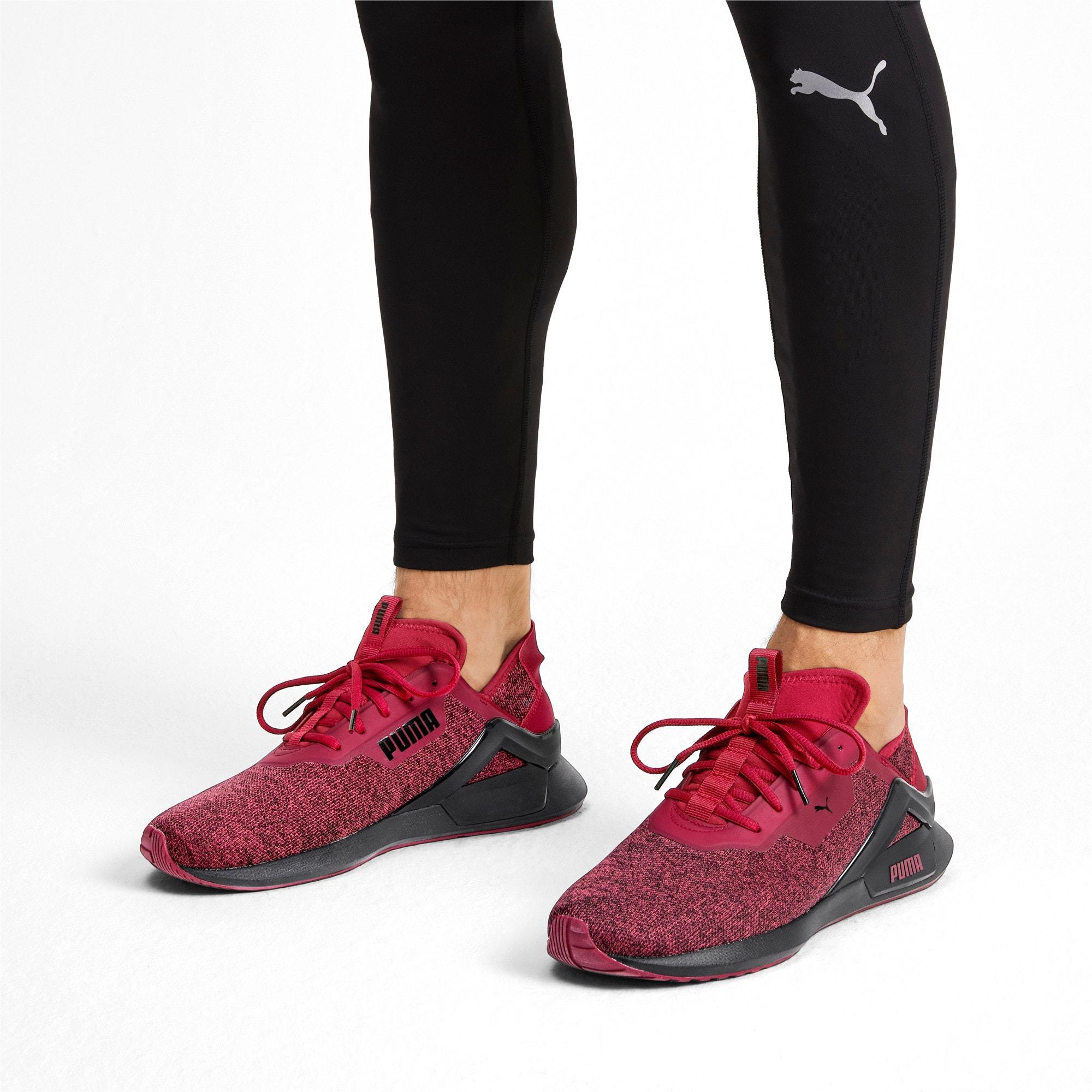 Miniatura 3 de Zapatos de entrenamiento Rogue X Knit para hombre, Rhubarb, mediano