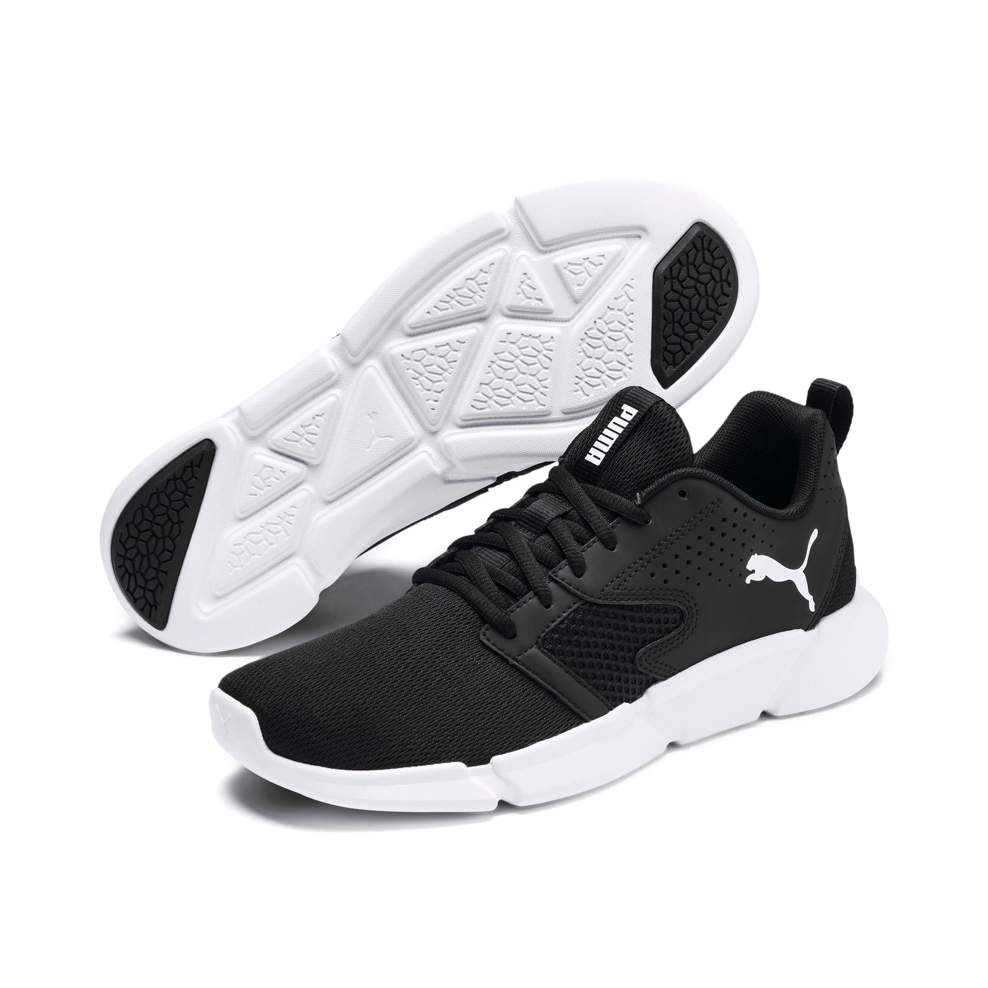 Thumbnail 2 of INTERFLEX Modern Sneakers, Puma Black-Puma White, medium