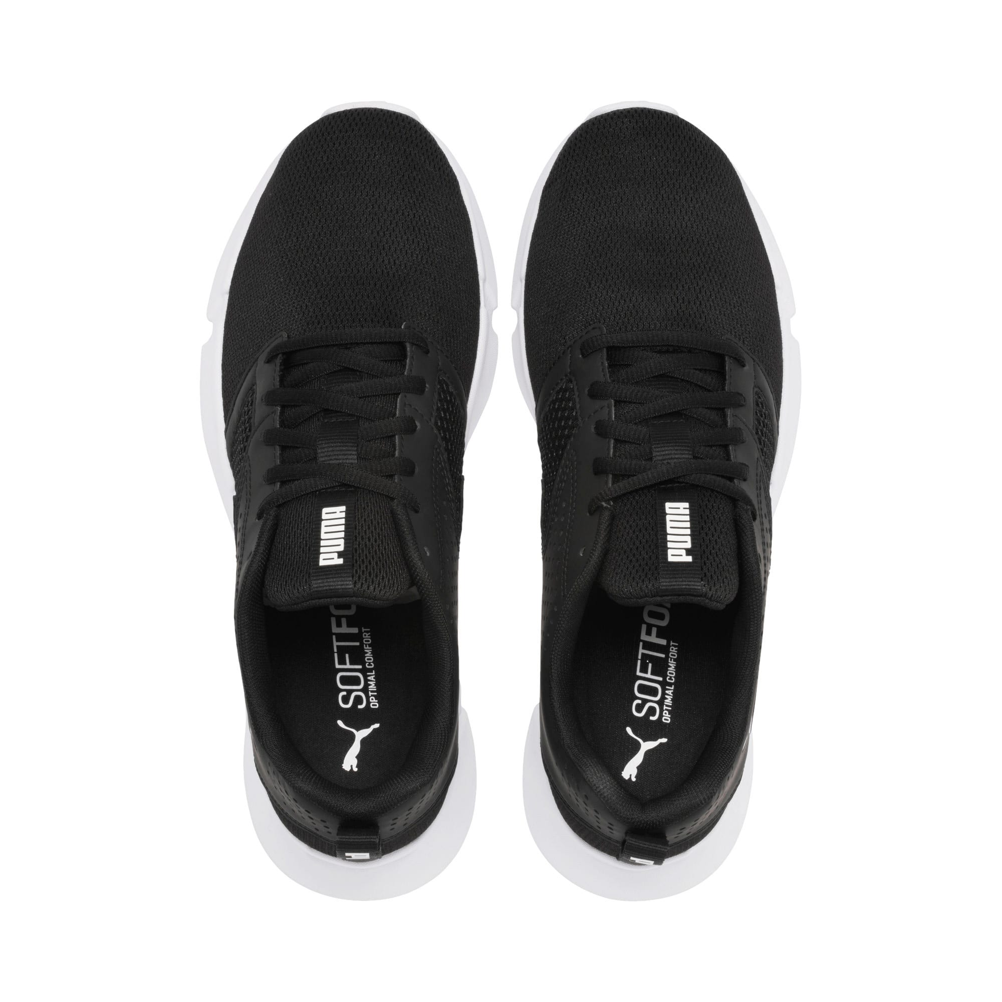 Thumbnail 7 of INTERFLEX Modern Sneakers, Puma Black-Puma White, medium