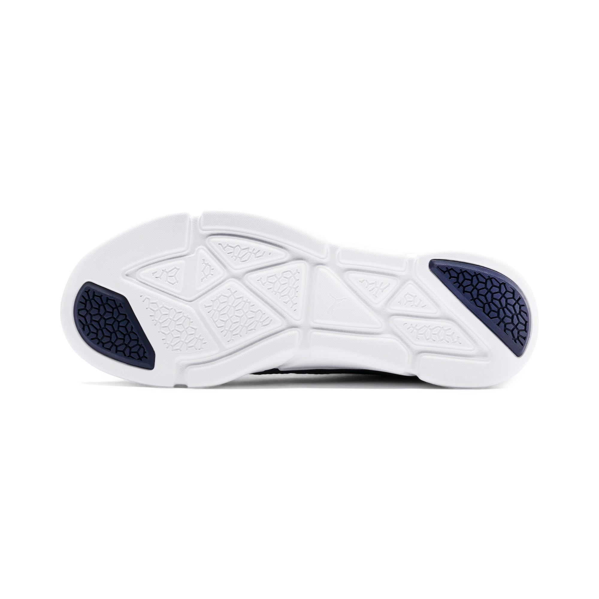 Thumbnail 6 of INTERFLEX Modern Running Shoes, Peacoat-Puma White, medium-IND