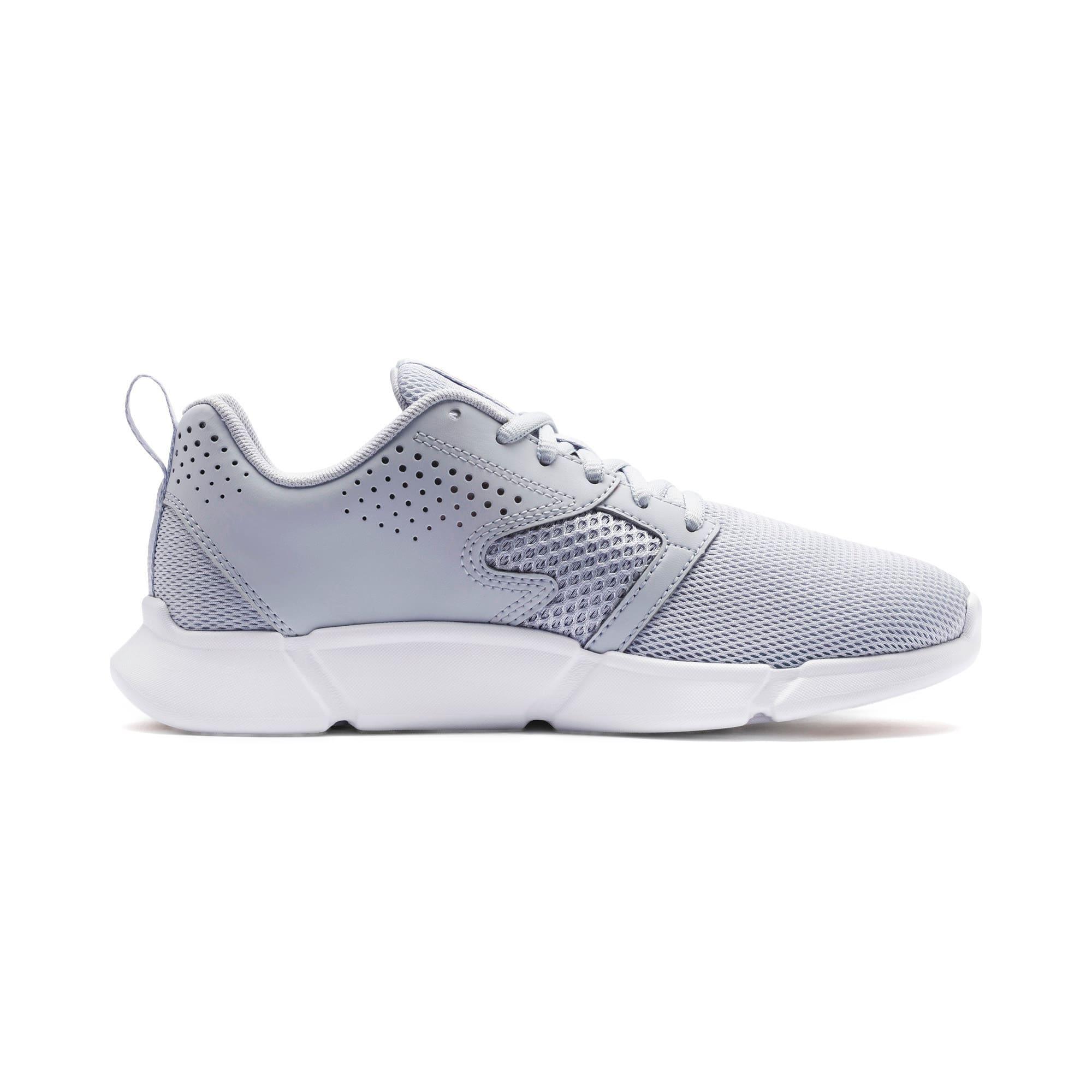 Thumbnail 5 of INTERFLEX Modern Running Shoes, Grey Dawn-Bridal Rose, medium-IND