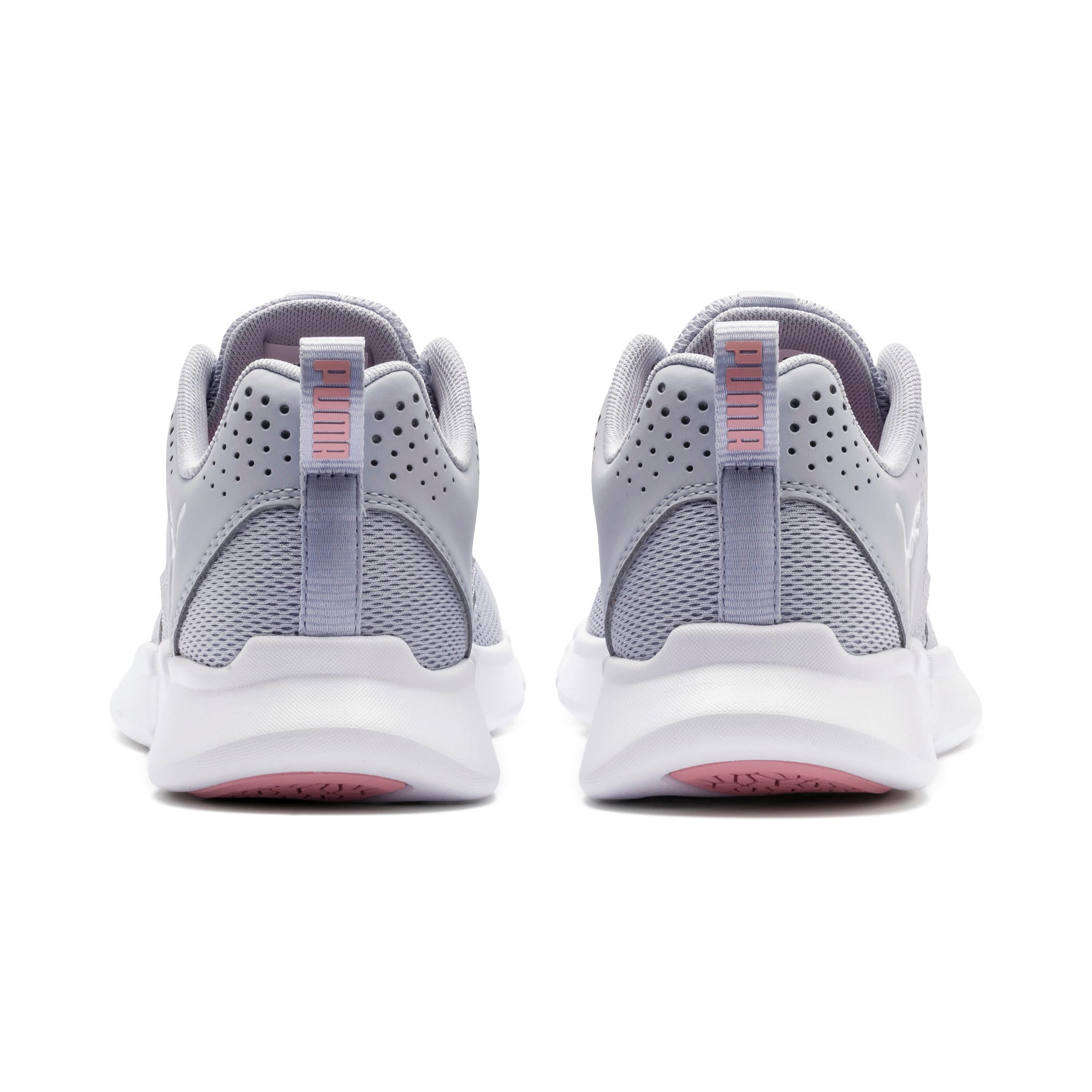 Thumbnail 6 of INTERFLEX Modern Running Shoes, Grey Dawn-Bridal Rose, medium-IND
