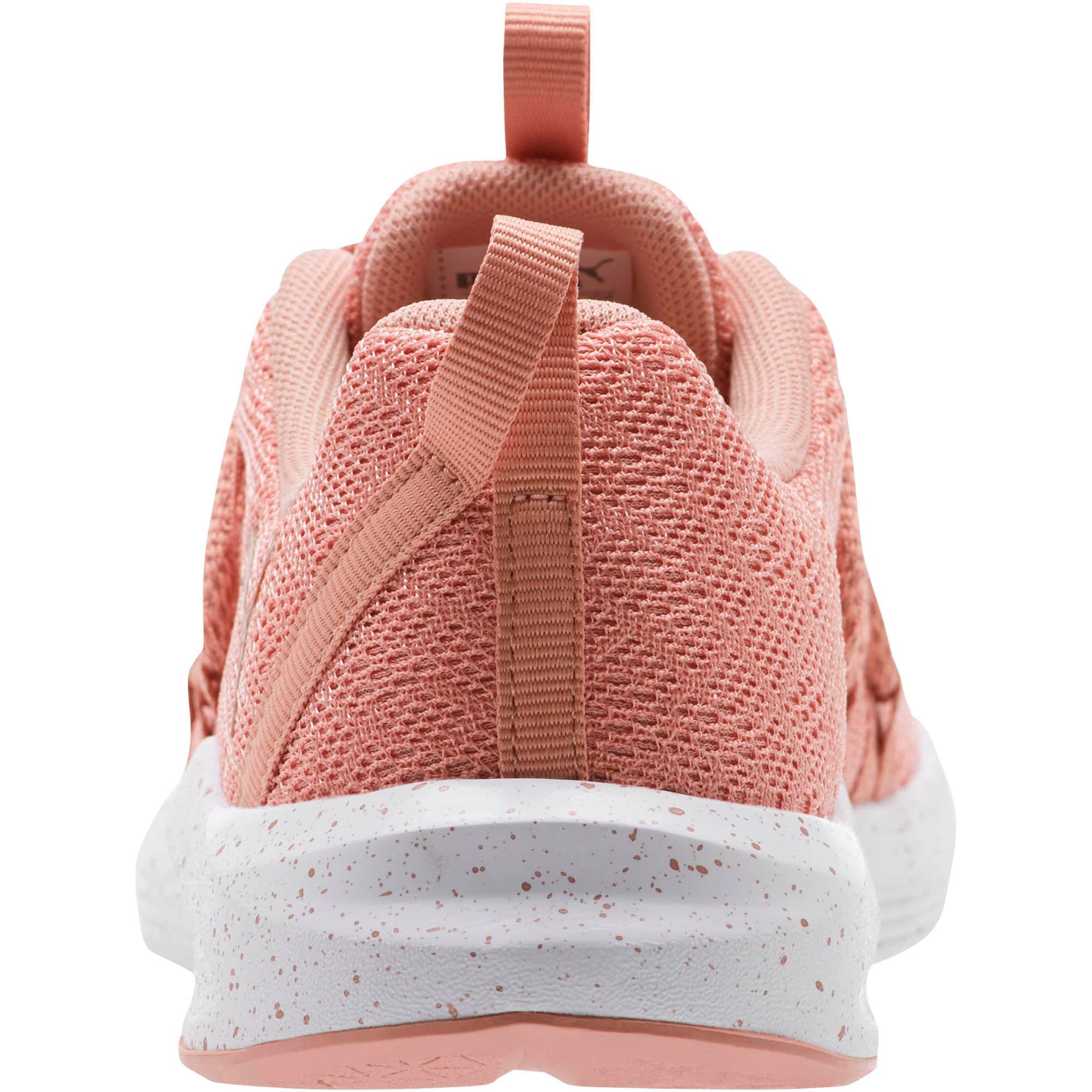 Thumbnail 4 of Prowl Alt Mesh Speckle Women's Training Shoes, Peach Beige-Puma White, medium