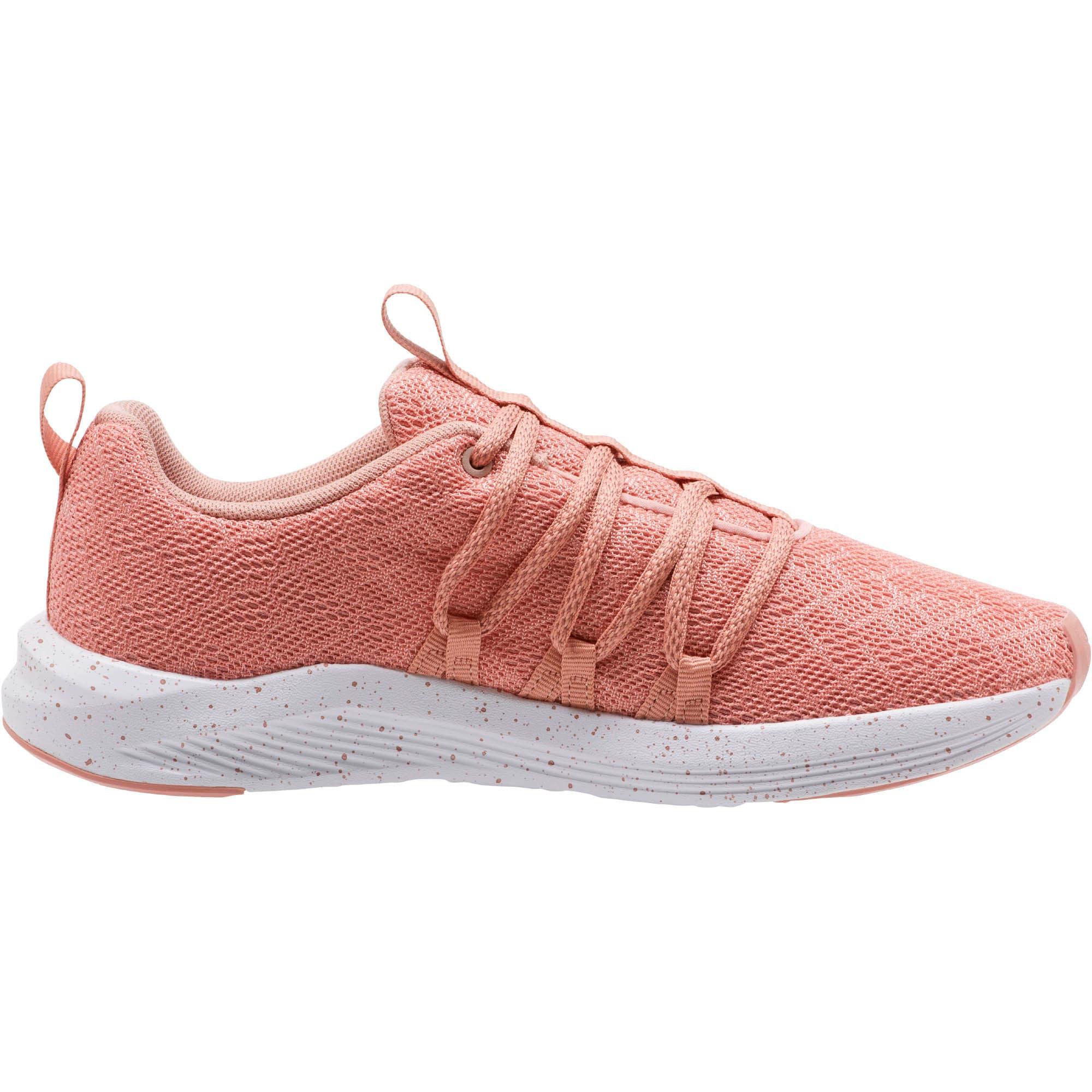 Thumbnail 3 of Prowl Alt Mesh Speckle Women's Training Shoes, Peach Beige-Puma White, medium