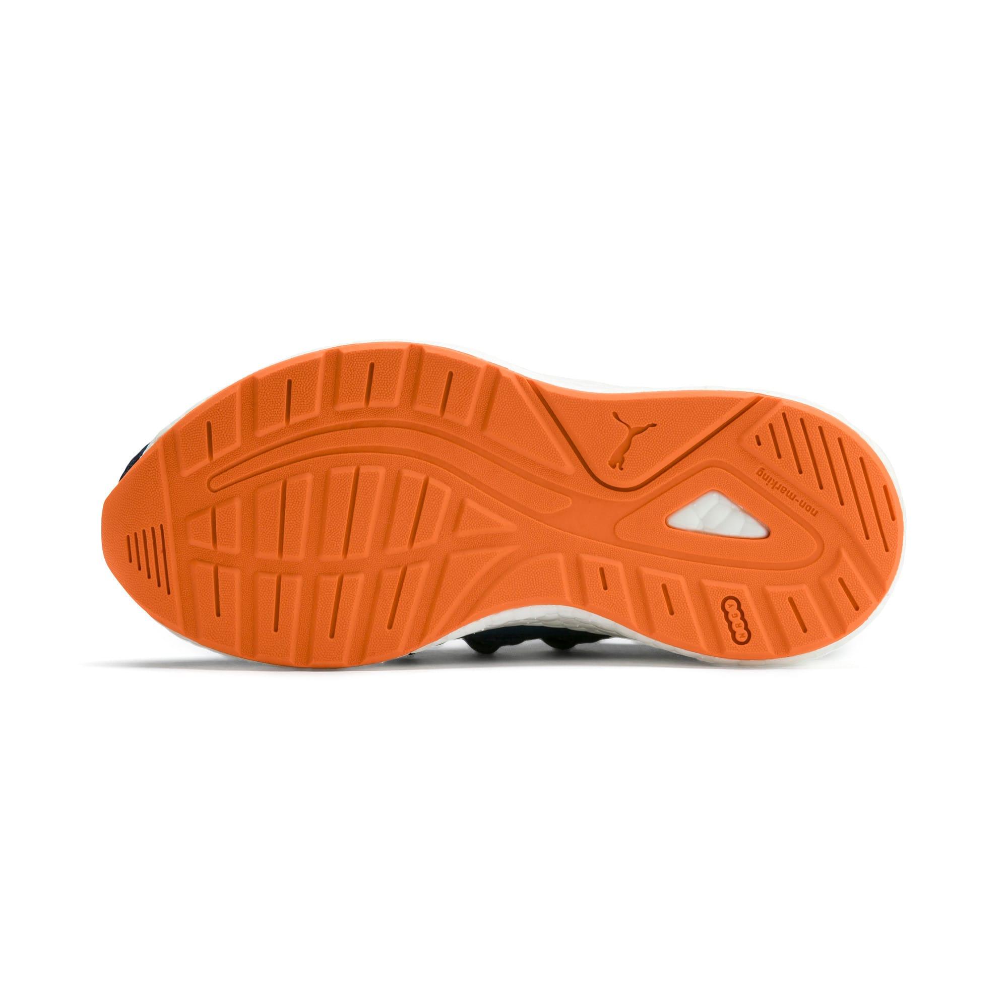 Miniatura 4 de Zapatos de punto NRGY Neko para PS, G Sea-Peacoat-J Orange-White, mediano