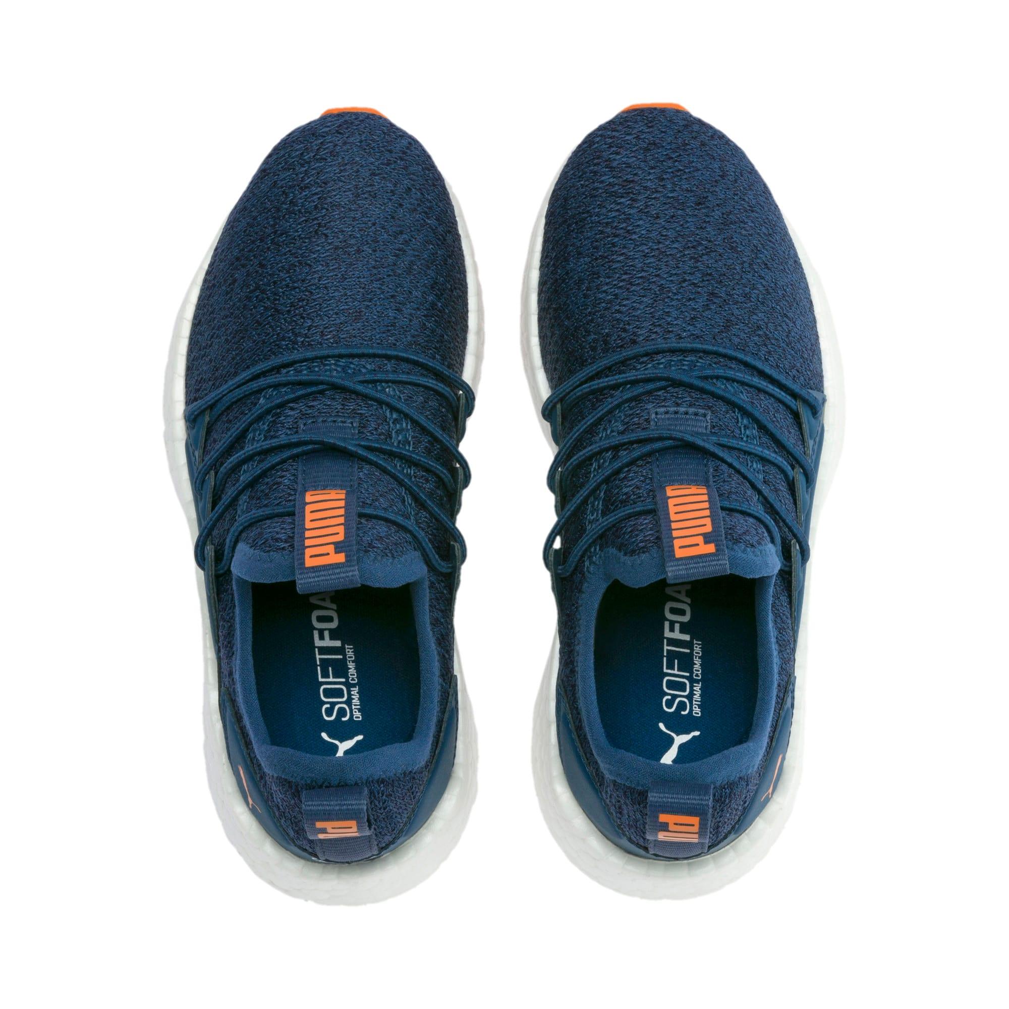 Miniatura 6 de Zapatos de punto NRGY Neko para PS, G Sea-Peacoat-J Orange-White, mediano