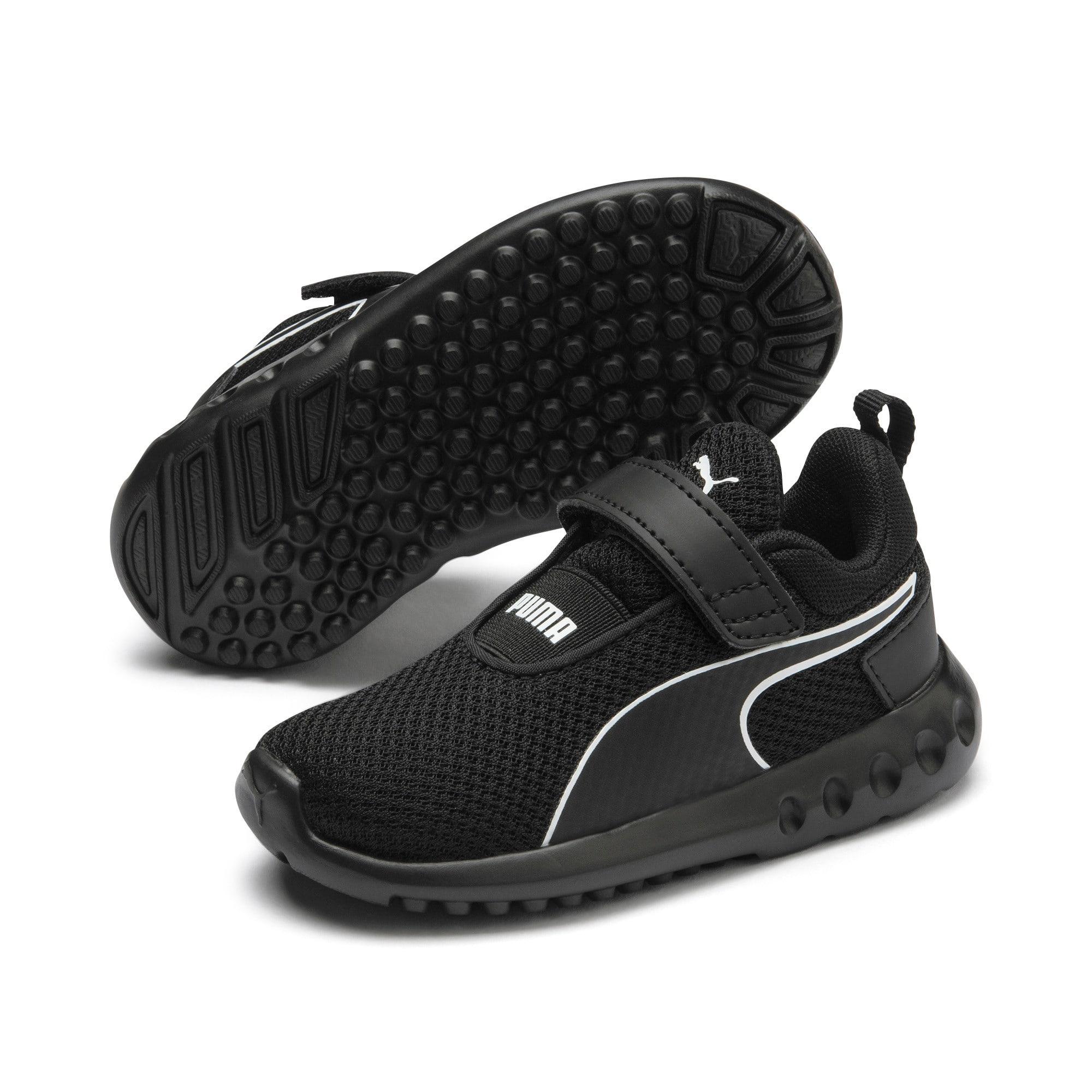 Thumbnail 2 of Carson 2 Concave V Babies Sneaker, Puma Black, medium