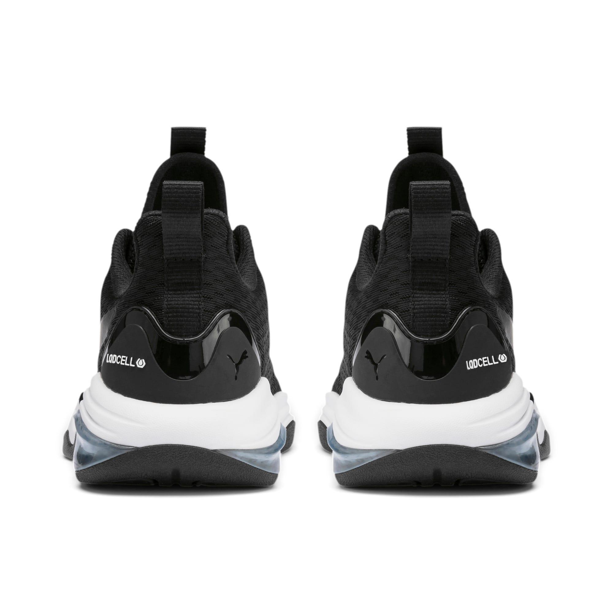 Thumbnail 3 of LQDCELL Tension Training Shoes JR, Puma Black-Puma White, medium
