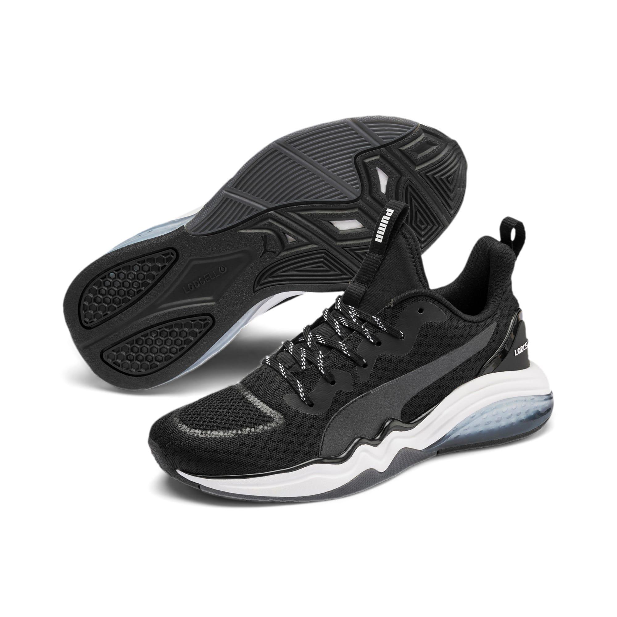 Thumbnail 2 of LQDCELL Tension Training Shoes JR, Puma Black-Puma White, medium