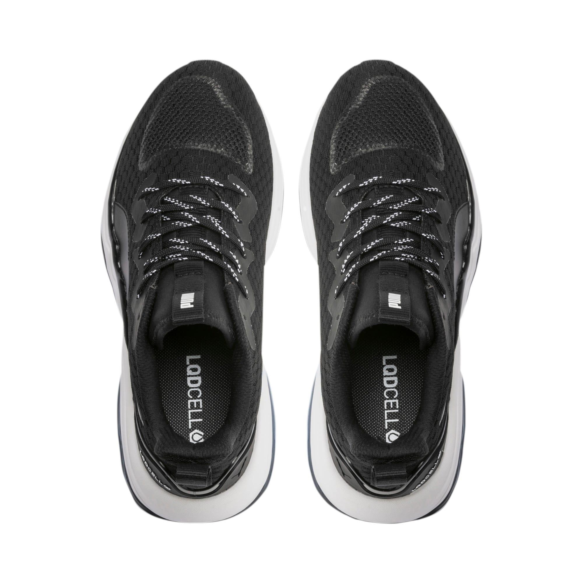 Thumbnail 6 of LQDCELL Tension Training Shoes JR, Puma Black-Puma White, medium