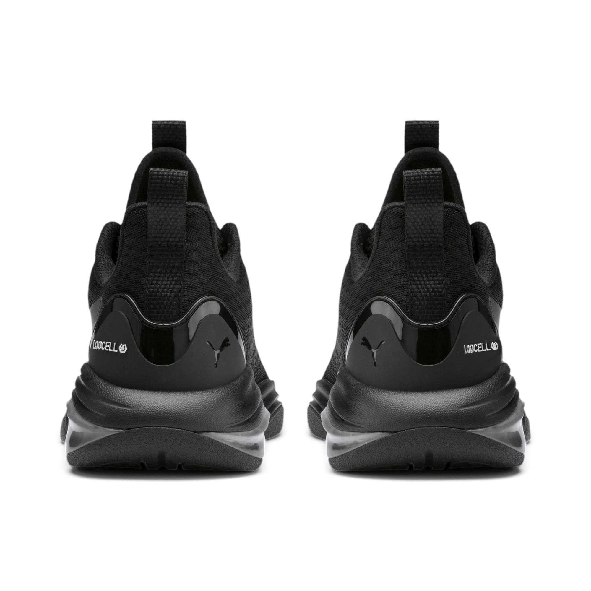 Thumbnail 3 of LQDCELL Tension Training Shoes JR, Puma Silver-Puma Black, medium