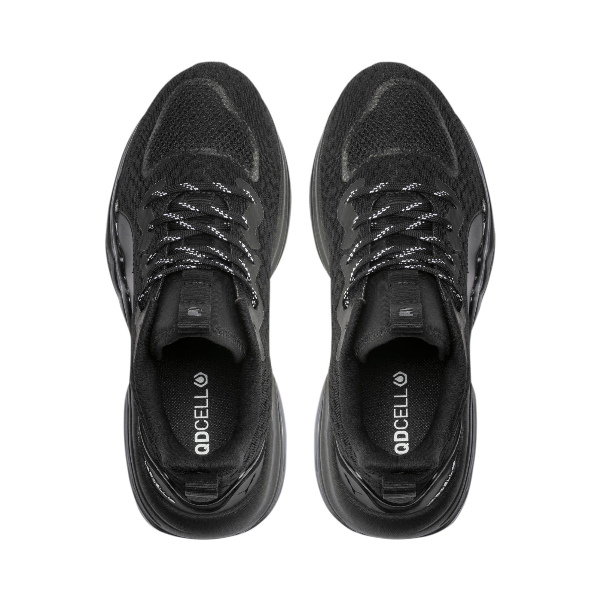 Thumbnail 6 of LQDCELL Tension Training Shoes JR, Puma Silver-Puma Black, medium