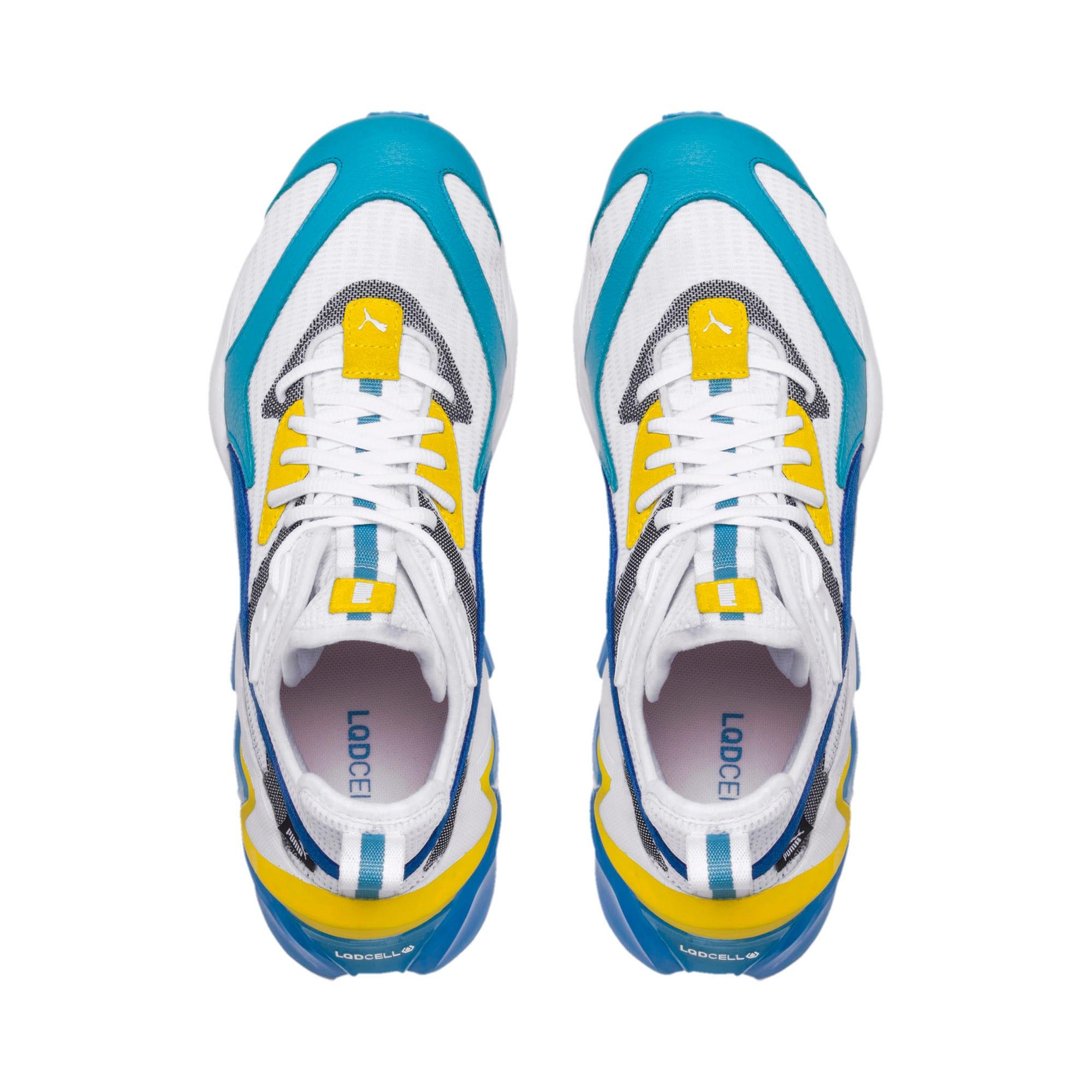 Thumbnail 6 of LQDCELL Origin Men's Training Shoes, Puma White-B Blue-Blz Yellow, medium