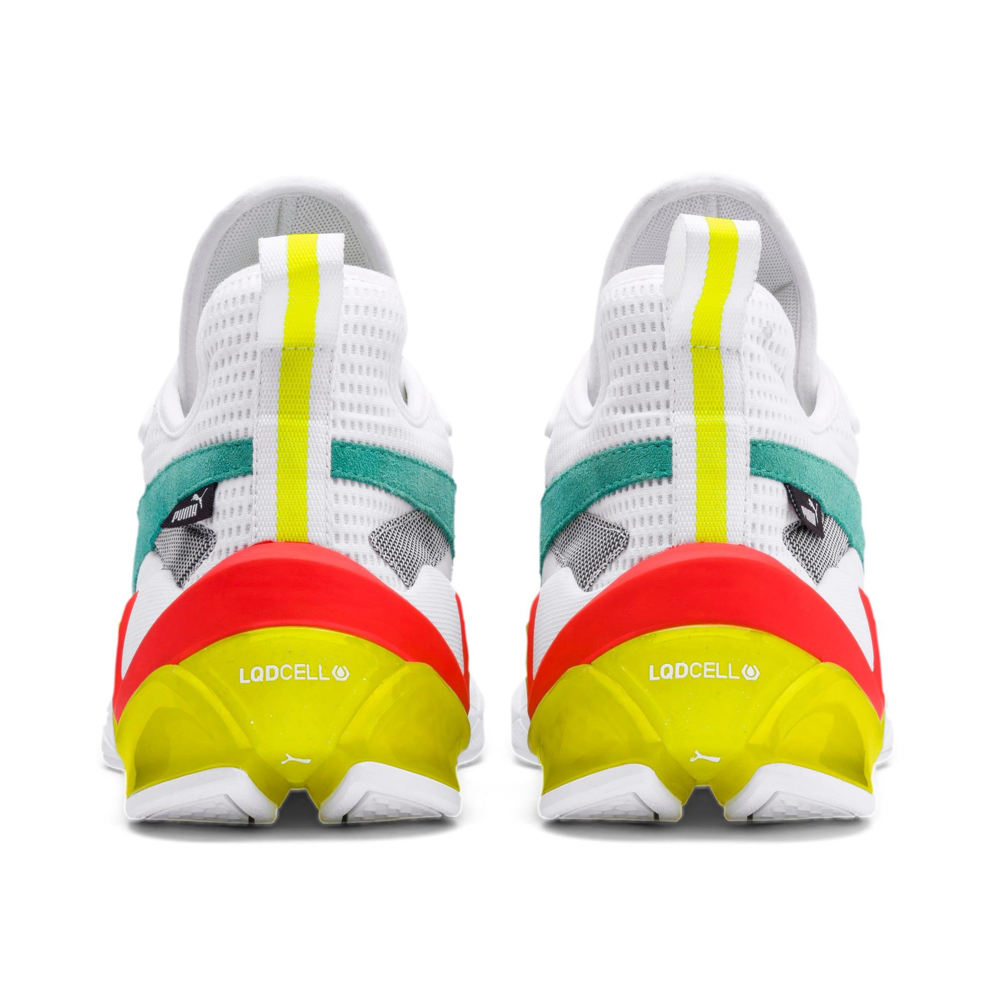 Thumbnail 4 of LQDCELL Origin Men's Training Shoes, Puma White-Yellow Alert, medium