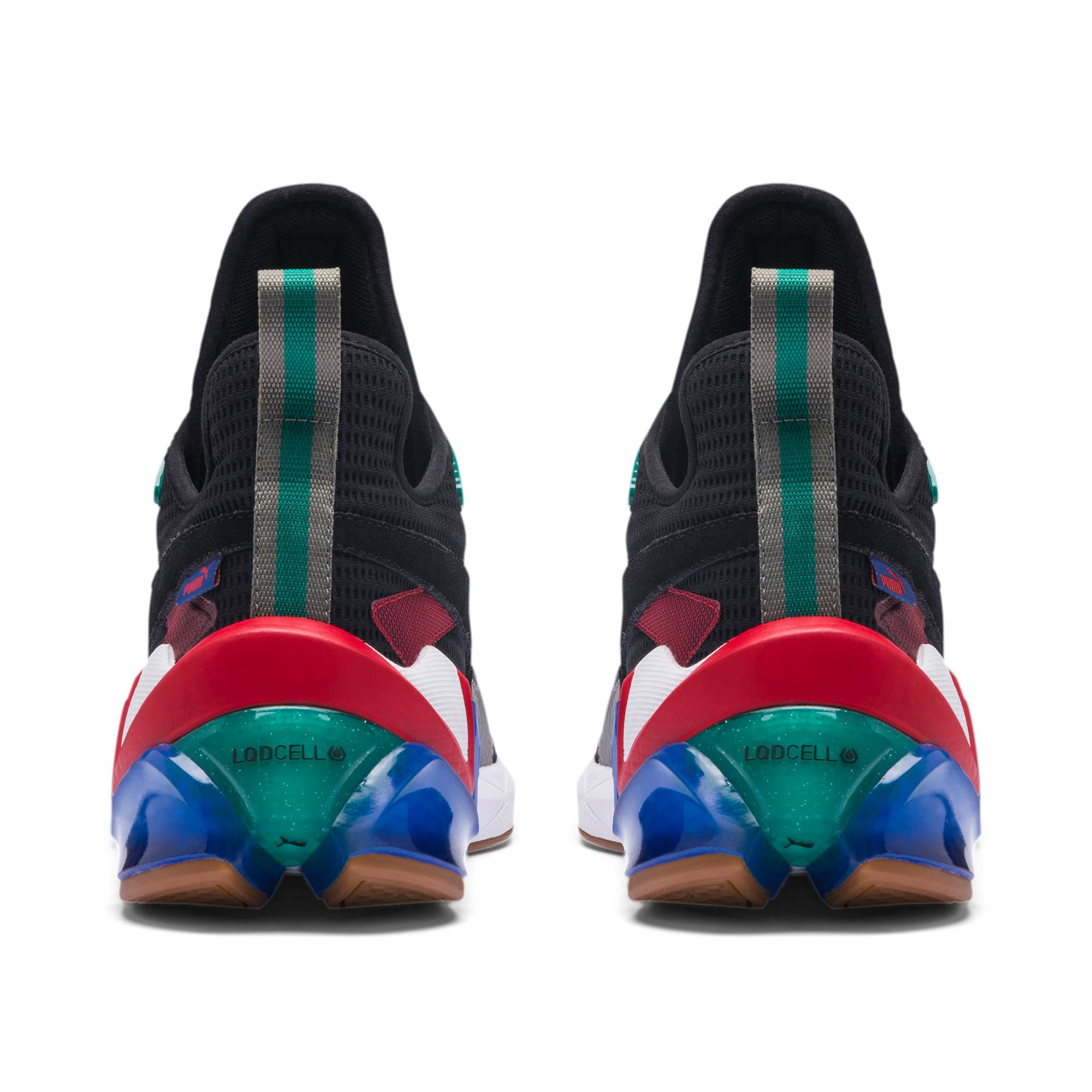 Thumbnail 3 of LQDCELL Origin Men's Training Shoes, Puma Black-Cadmium Green, medium
