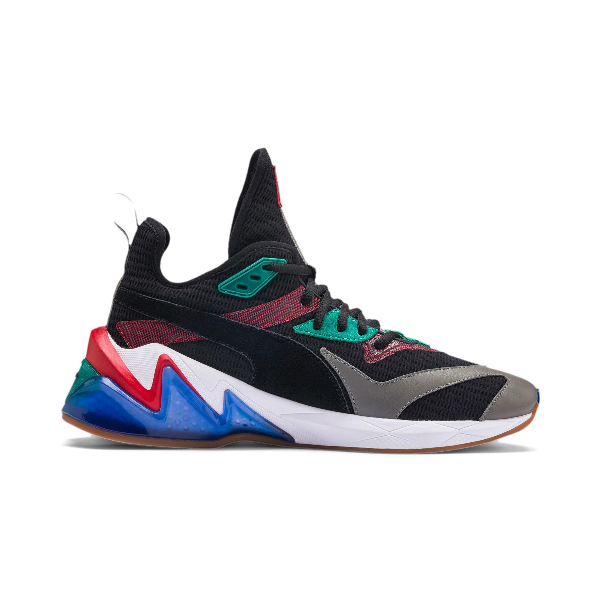 Thumbnail 5 of LQDCELL Origin Men's Training Shoes, Puma Black-Cadmium Green, medium