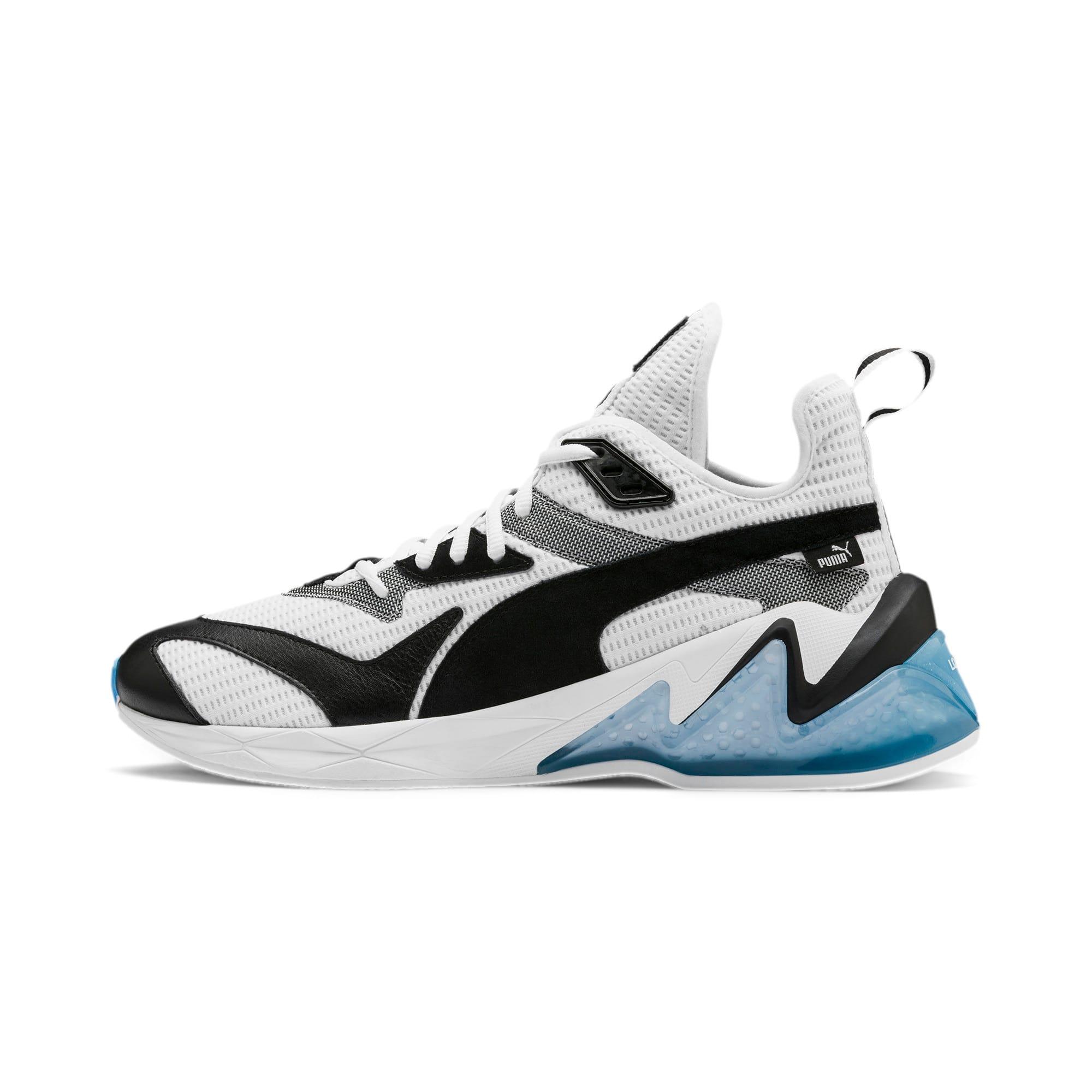 Thumbnail 1 of LQDCELL Origin Men's Training Shoes, Puma White-Puma Black, medium