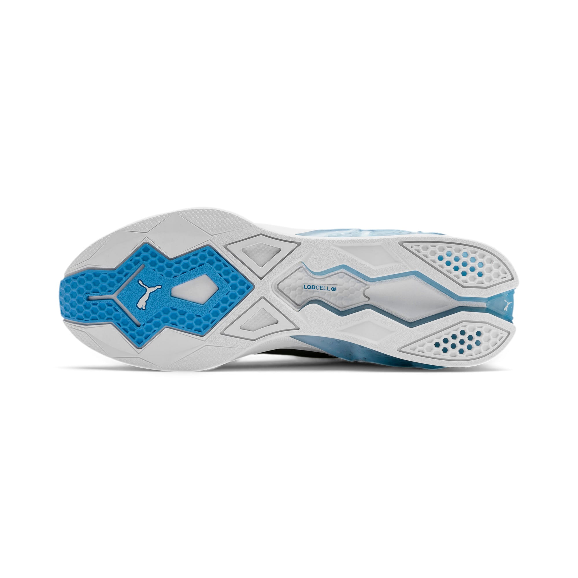Anteprima 5 di LQDCELL Origin Men's Shoes, Puma White-Puma Black, medio