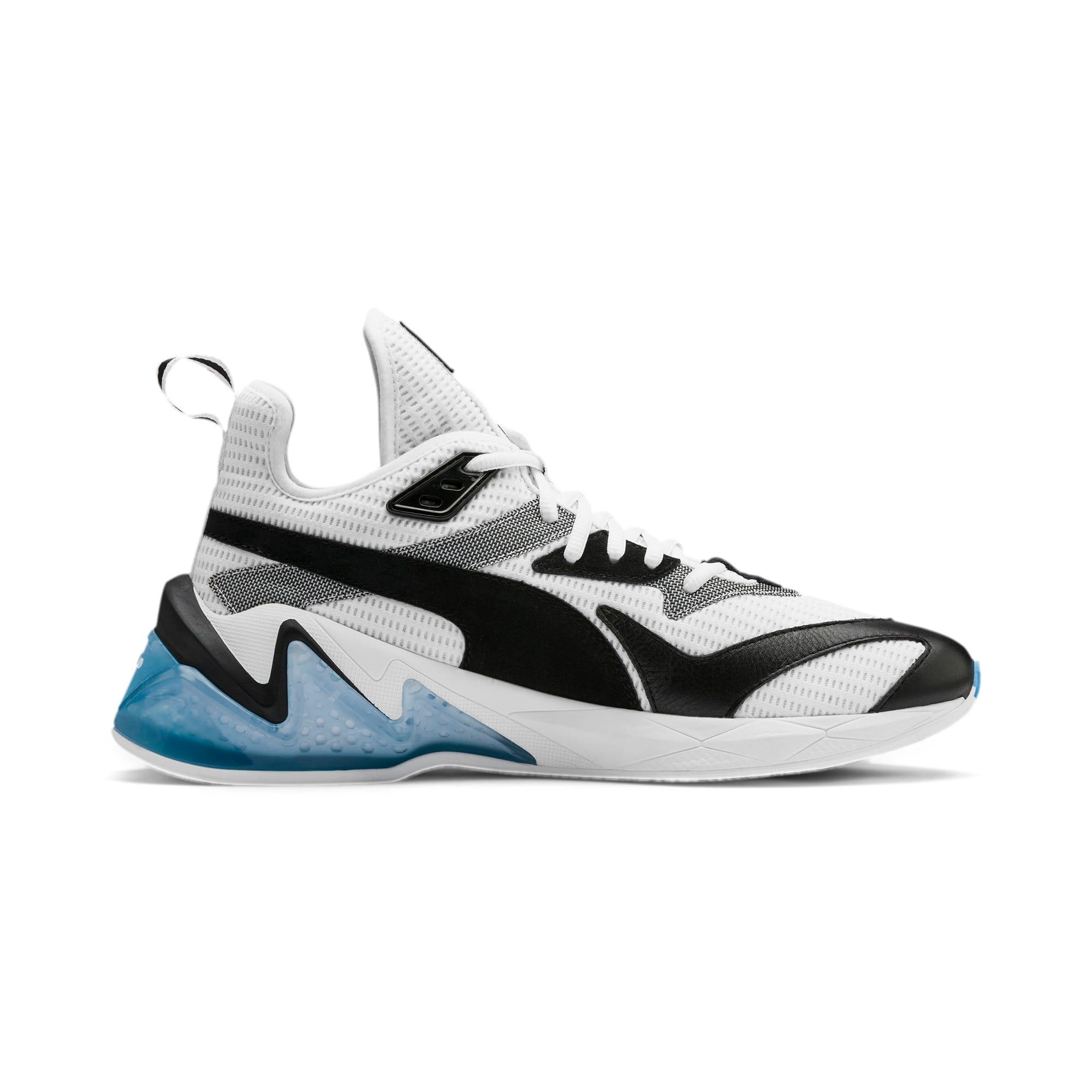 Anteprima 6 di LQDCELL Origin Men's Shoes, Puma White-Puma Black, medio