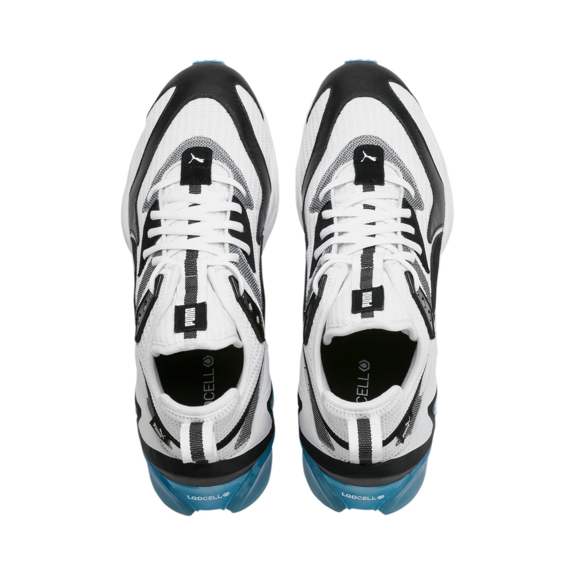 Thumbnail 7 of LQDCELL Origin Men's Training Shoes, Puma White-Puma Black, medium