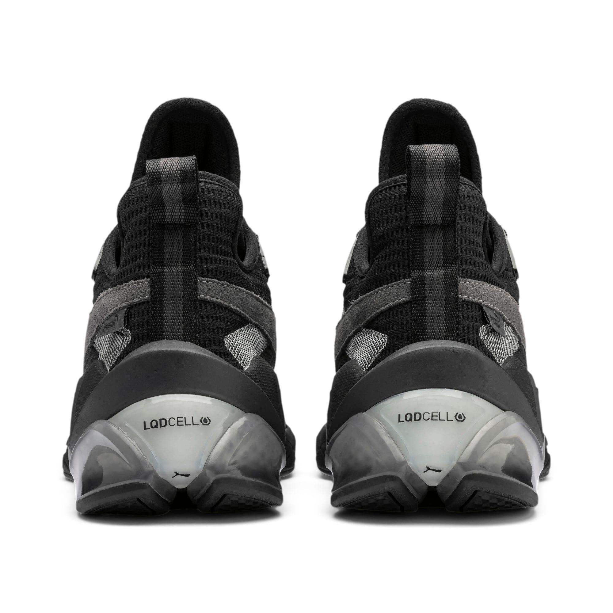Anteprima 4 di LQDCELL Origin Men's Shoes, Puma Black-Asphalt, medio