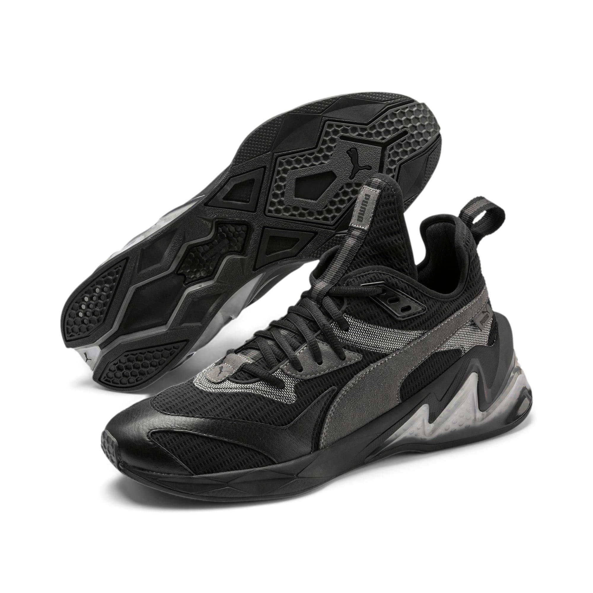 Anteprima 3 di LQDCELL Origin Men's Shoes, Puma Black-Asphalt, medio