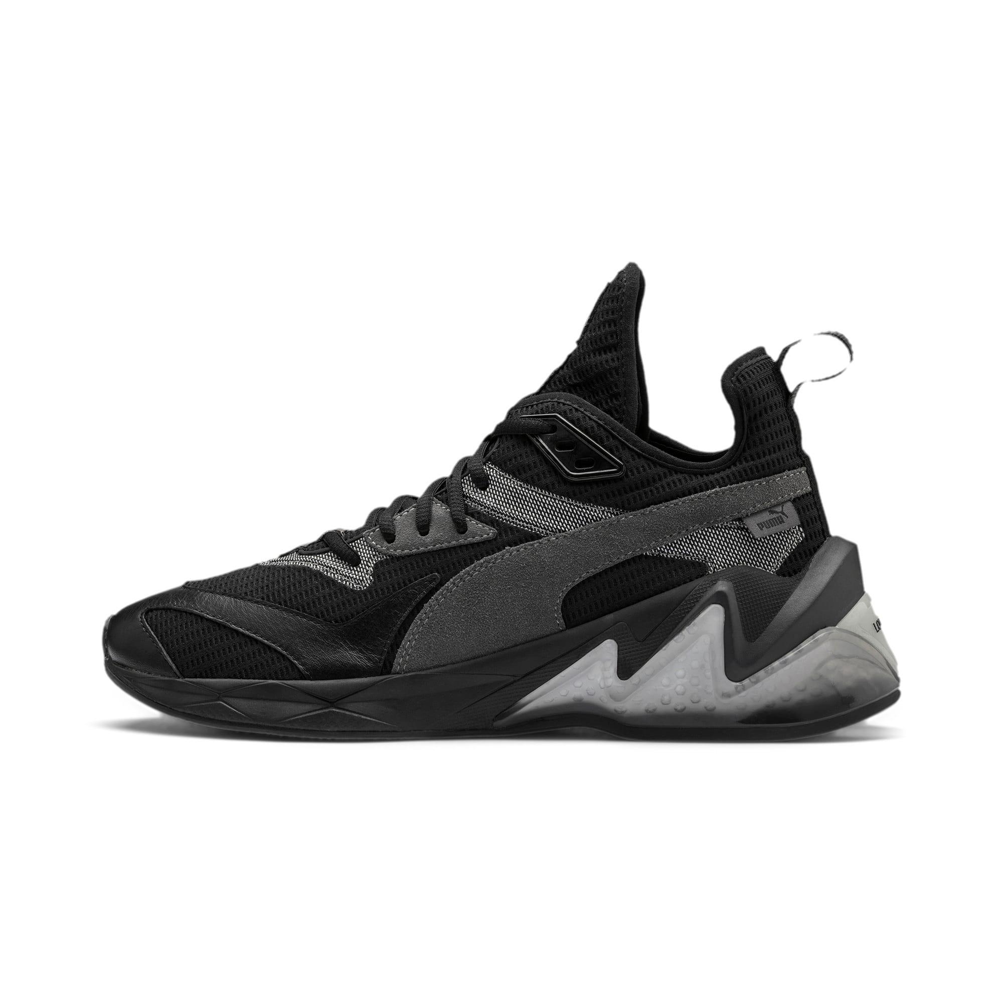 Thumbnail 1 of LQDCELL Origin Men's Training Shoes, Puma Black-Asphalt, medium