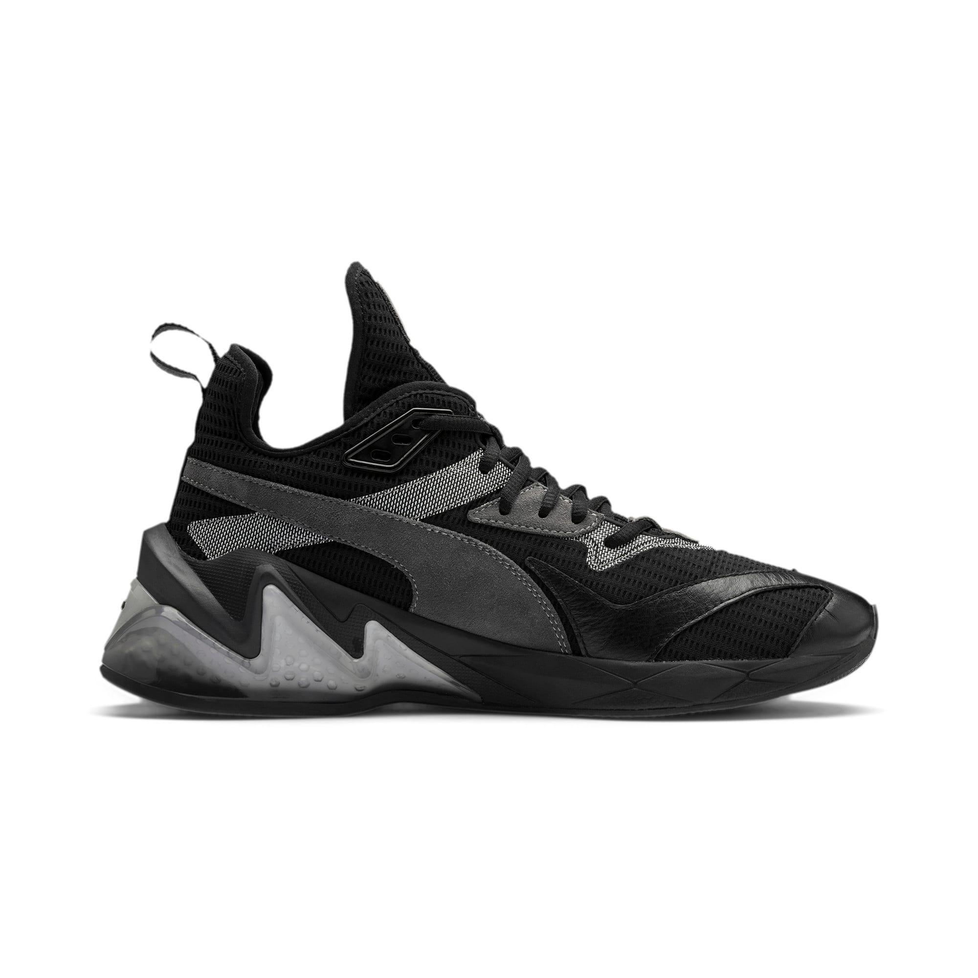 Anteprima 6 di LQDCELL Origin Men's Shoes, Puma Black-Asphalt, medio