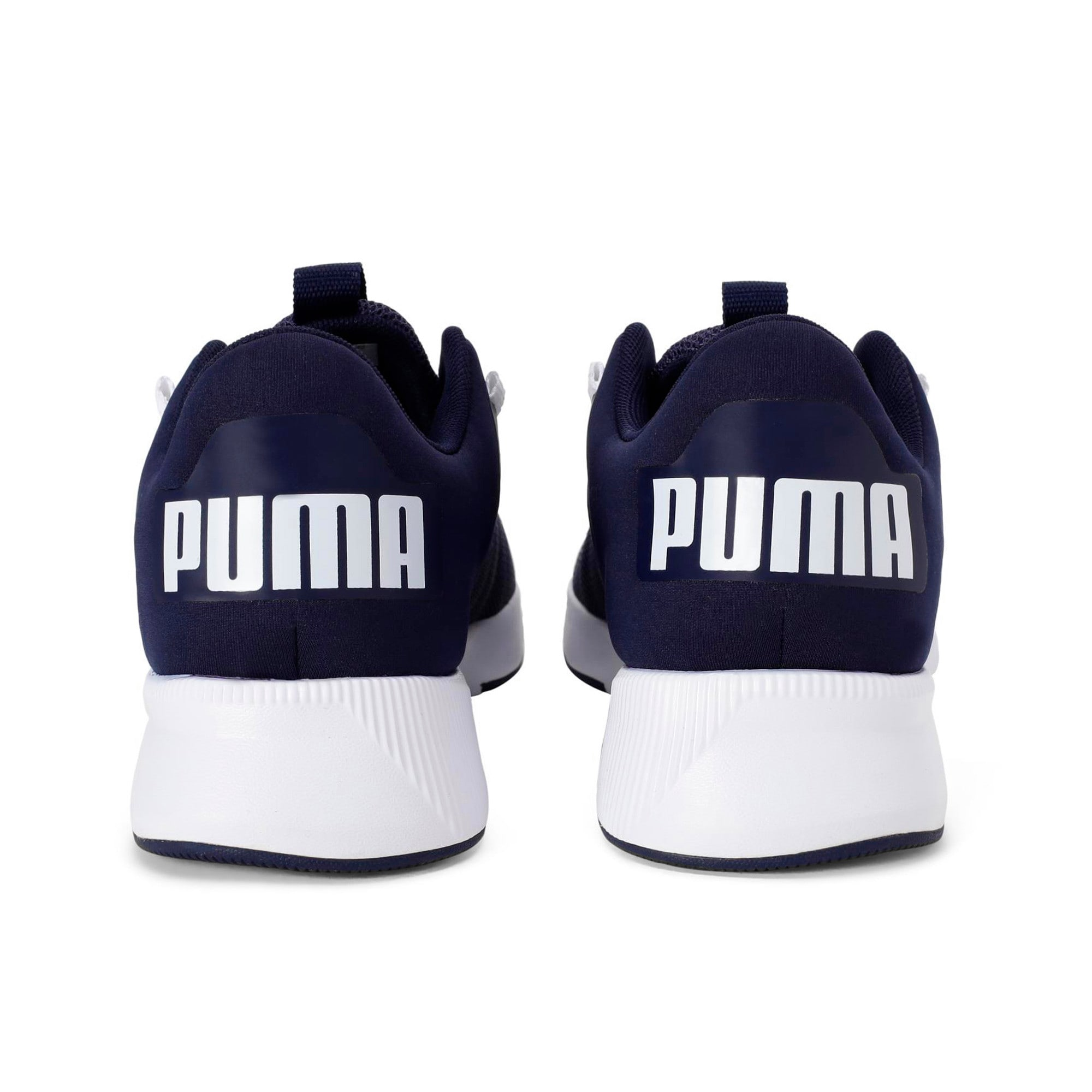 Thumbnail 3 of Flyer Modern Running Shoes, Peacoat-Puma White, medium-IND